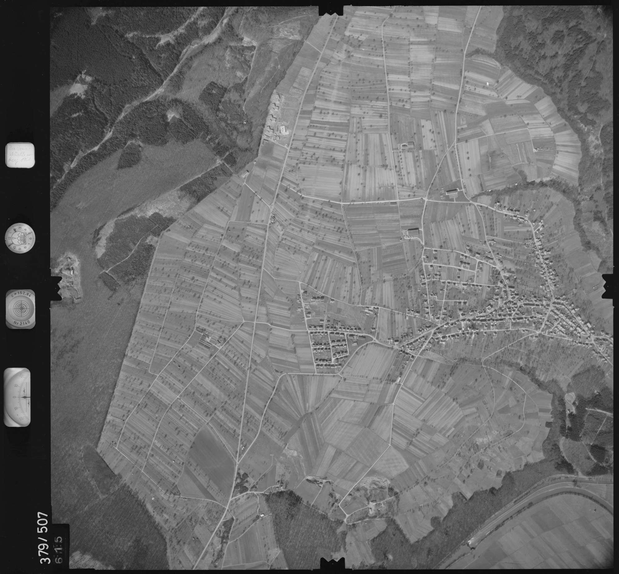 Luftbild: Film 31 Bildnr. 615, Bild 1