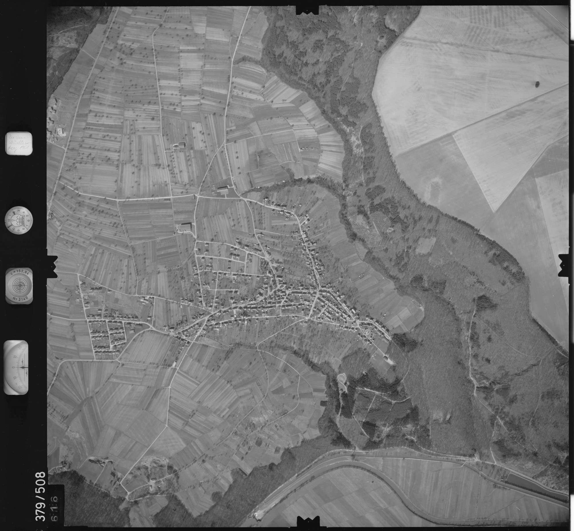Luftbild: Film 31 Bildnr. 616, Bild 1