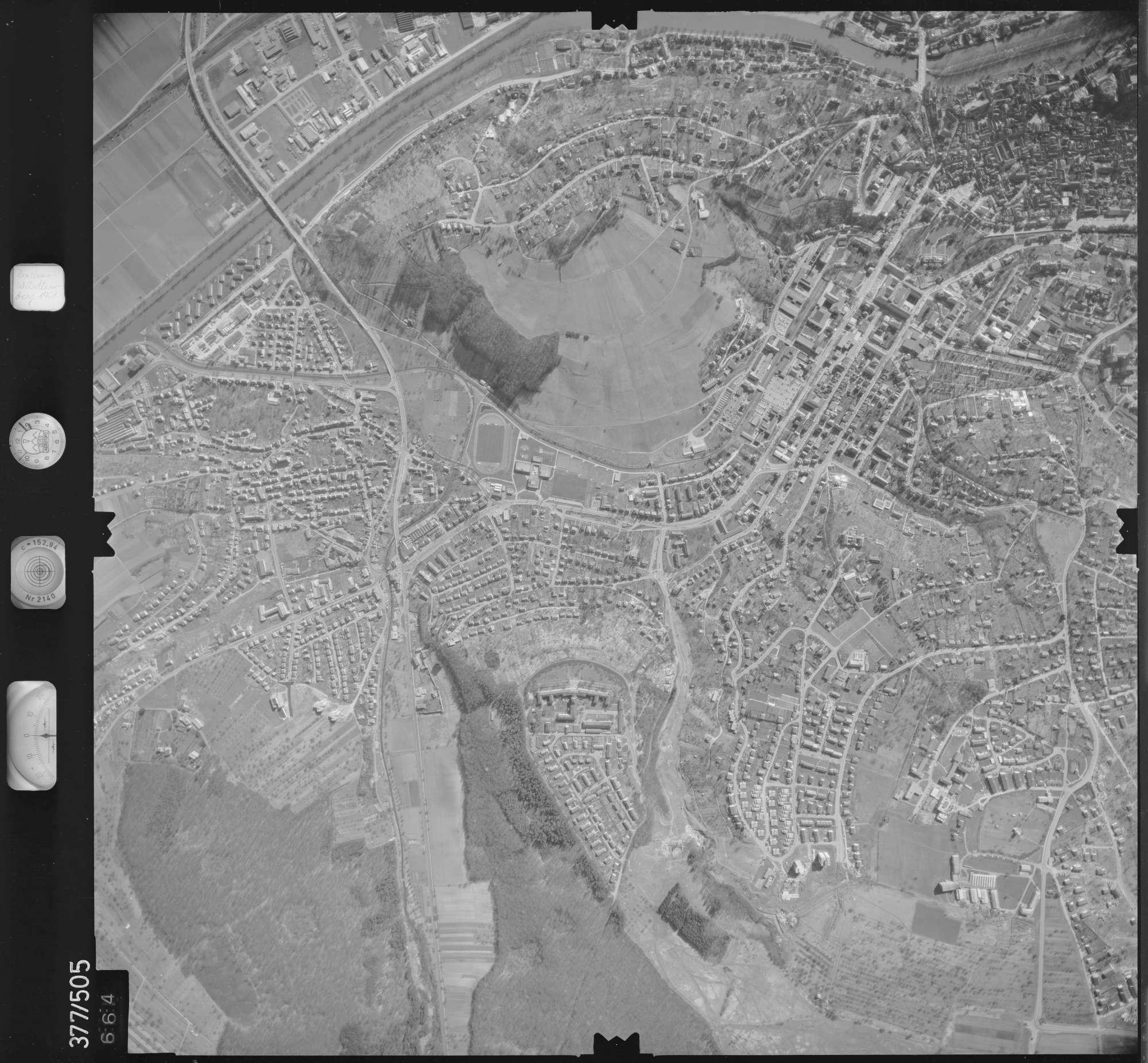 Luftbild: Film 31 Bildnr. 664, Bild 1