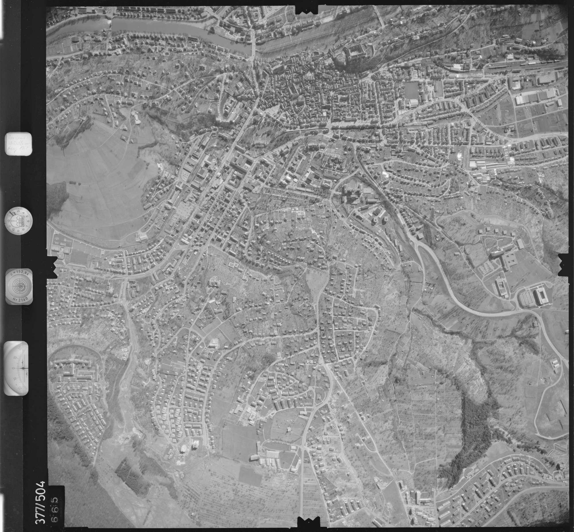 Luftbild: Film 31 Bildnr. 665, Bild 1