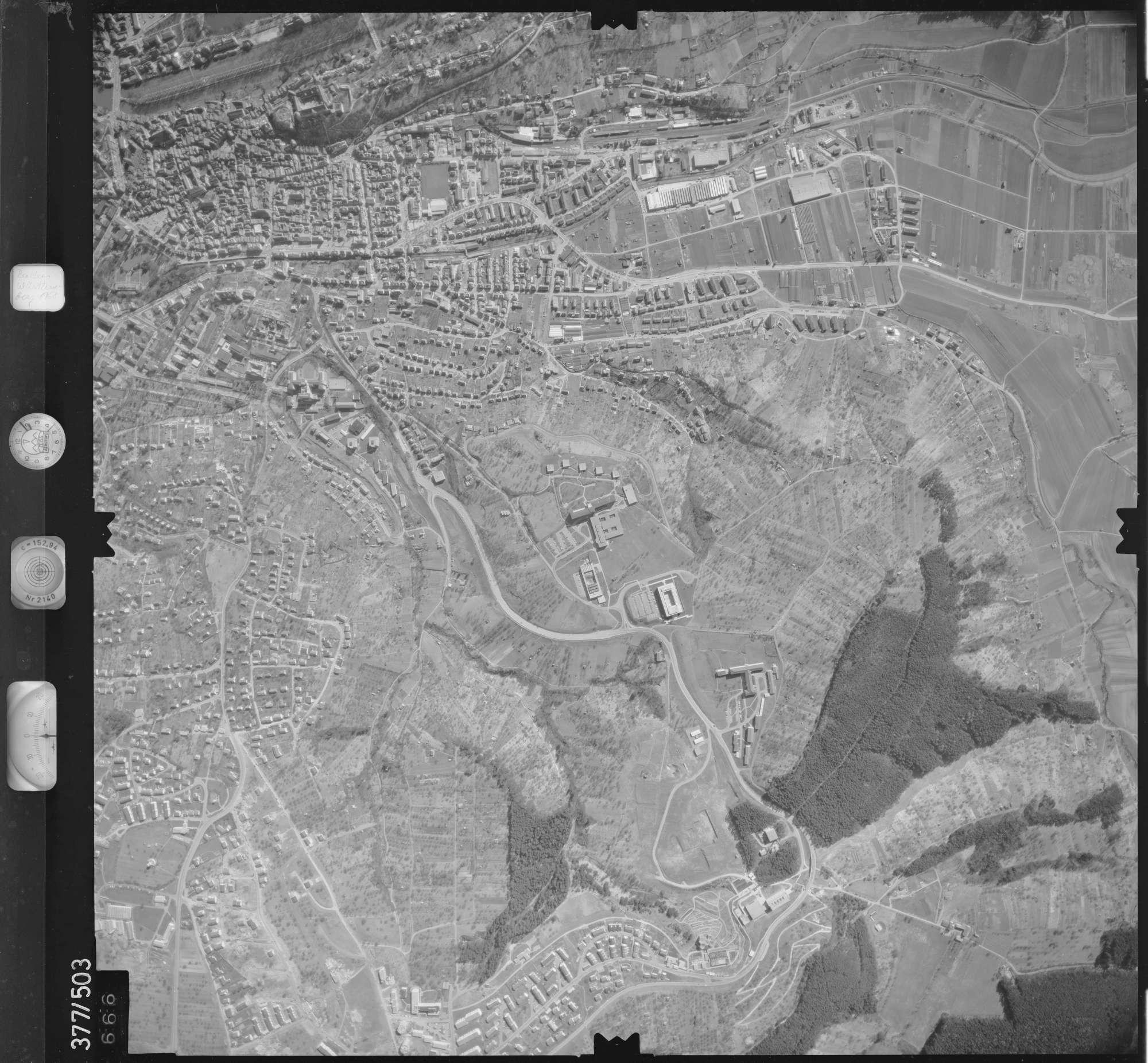 Luftbild: Film 31 Bildnr. 666, Bild 1