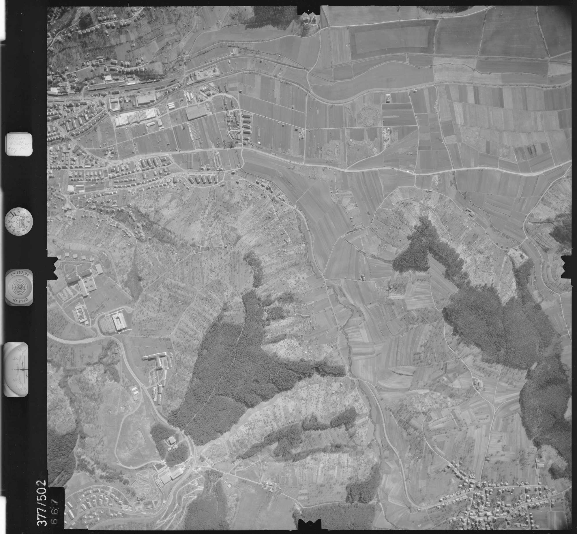 Luftbild: Film 31 Bildnr. 667, Bild 1