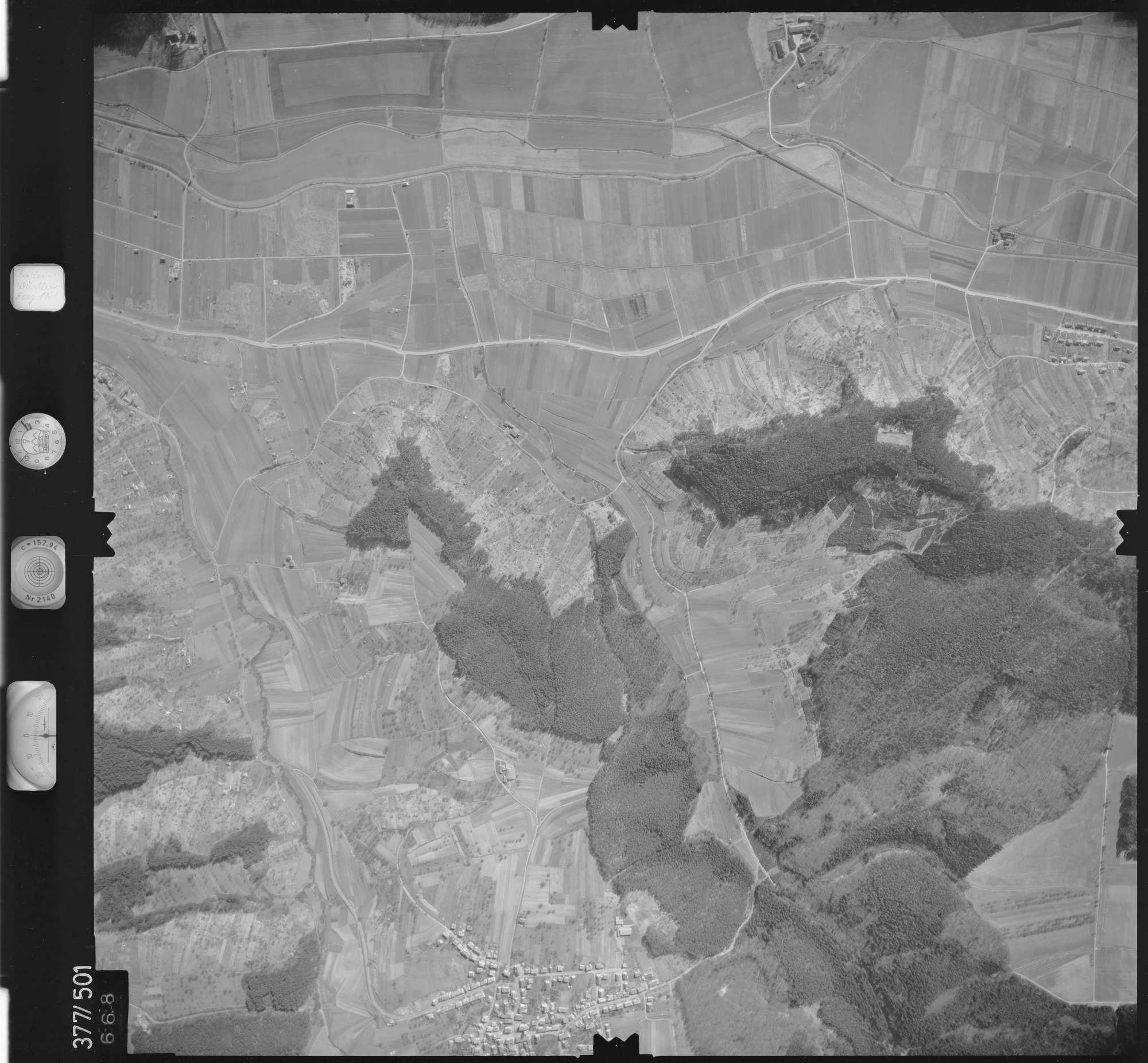 Luftbild: Film 31 Bildnr. 668, Bild 1