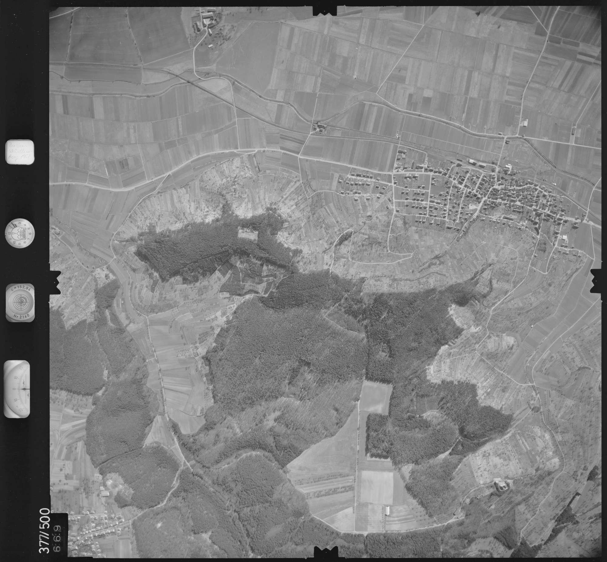 Luftbild: Film 31 Bildnr. 669, Bild 1