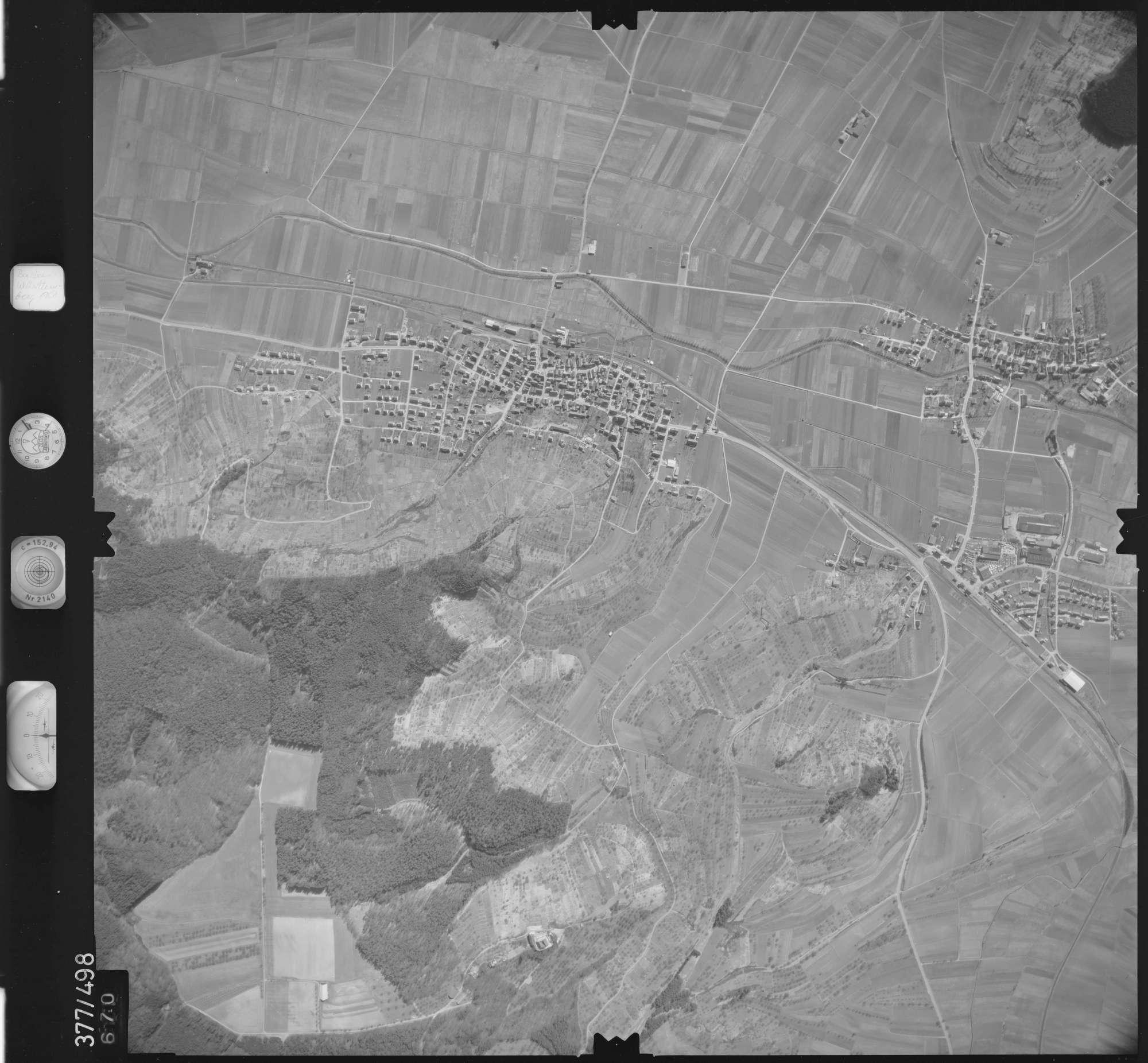 Luftbild: Film 31 Bildnr. 670, Bild 1