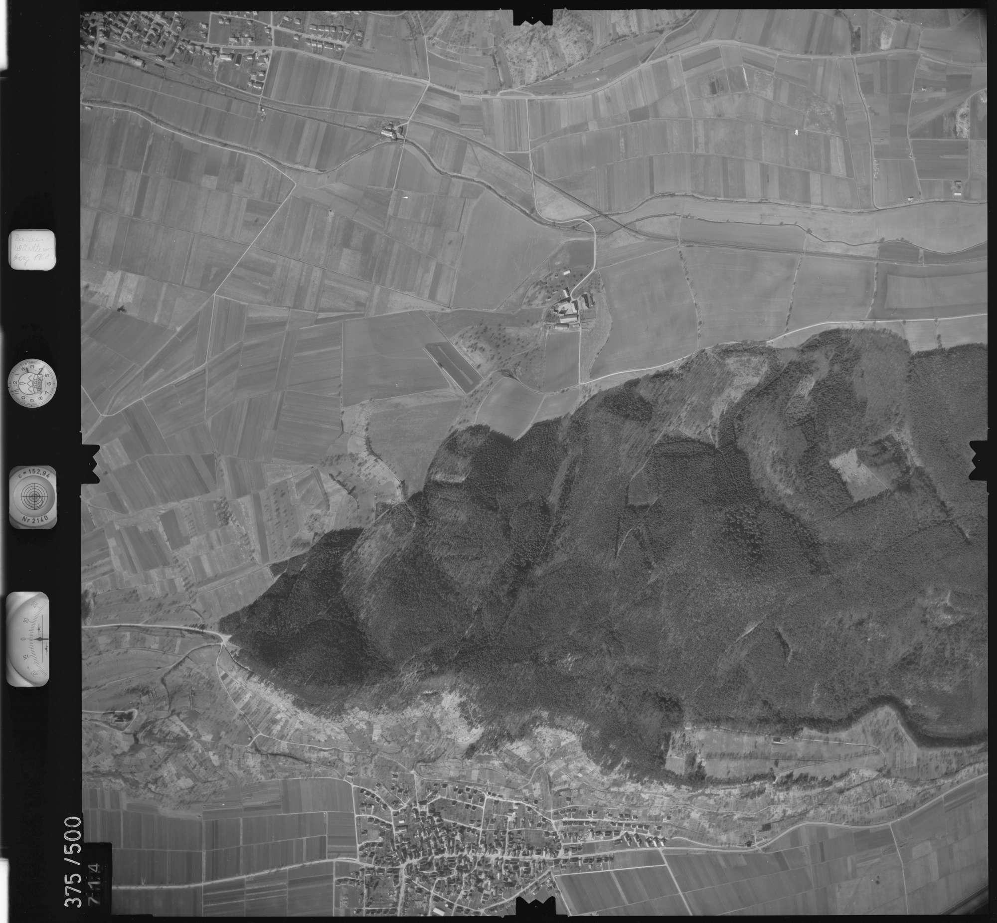 Luftbild: Film 31 Bildnr. 714, Bild 1