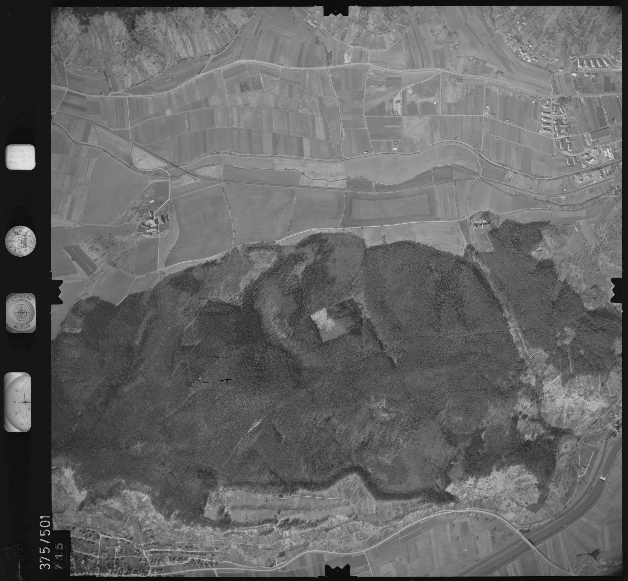 Luftbild: Film 31 Bildnr. 715, Bild 1