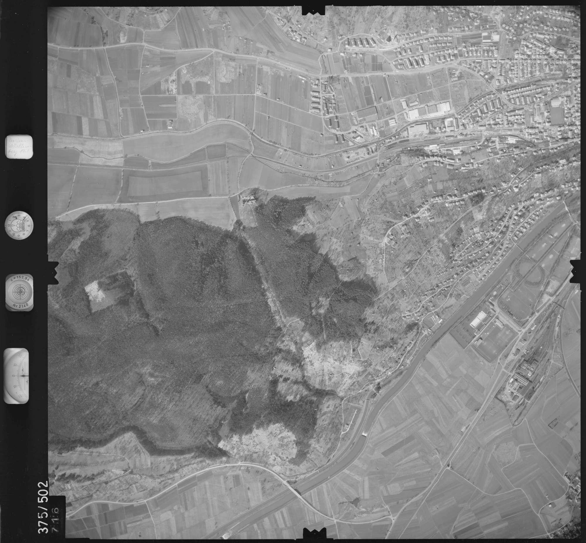 Luftbild: Film 31 Bildnr. 716, Bild 1