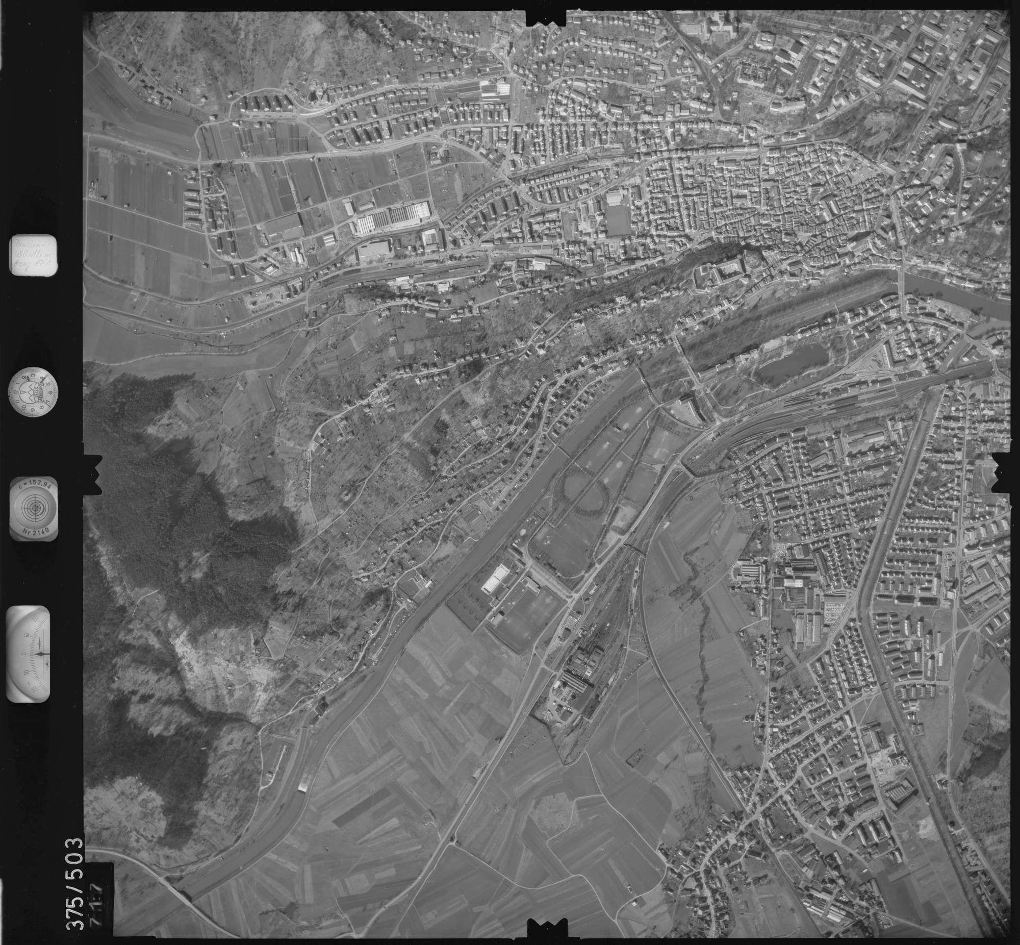 Luftbild: Film 31 Bildnr. 717, Bild 1