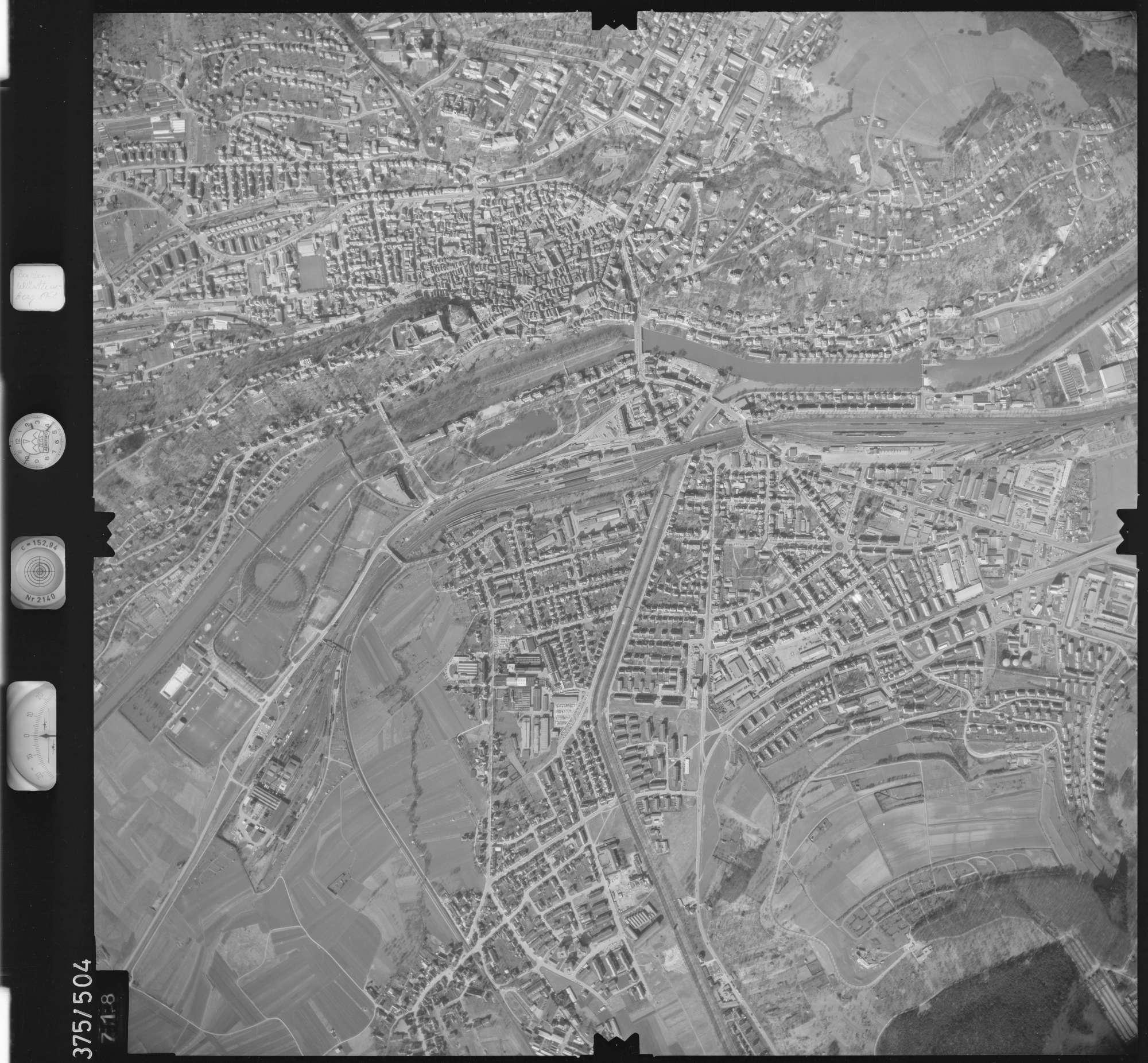 Luftbild: Film 31 Bildnr. 718, Bild 1