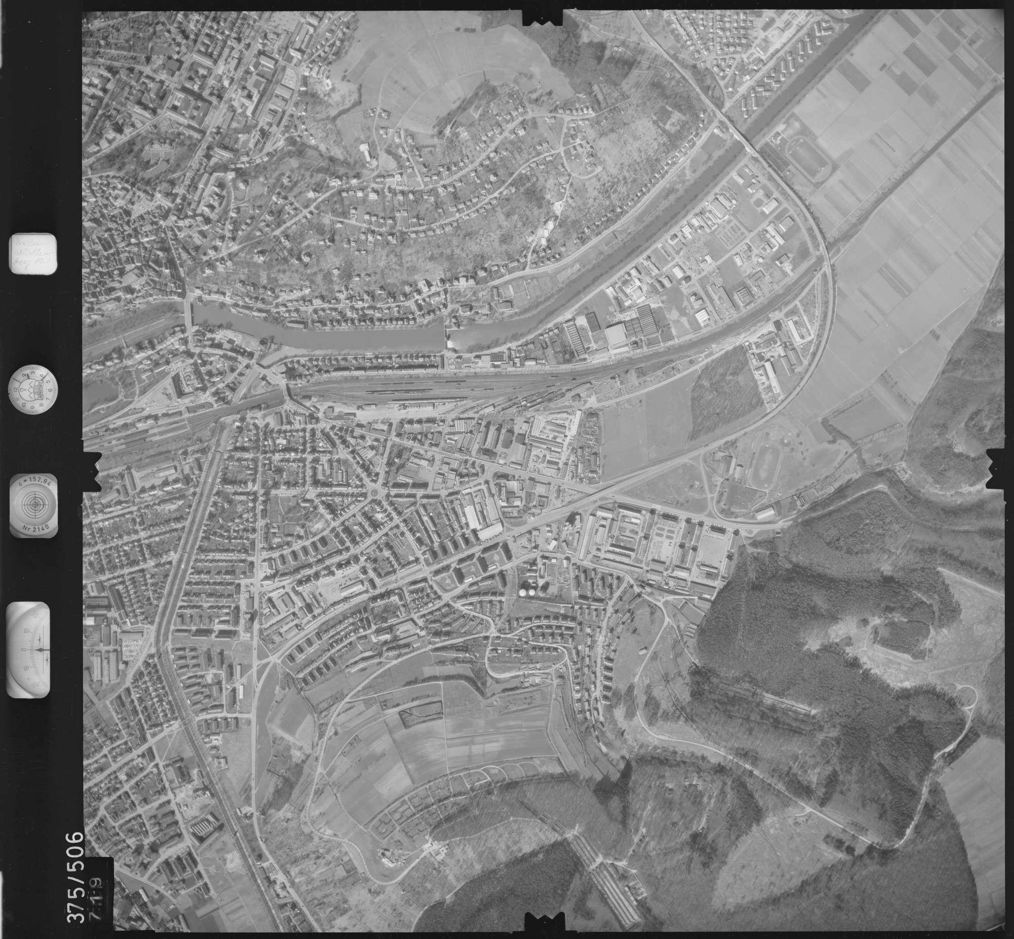 Luftbild: Film 31 Bildnr. 719, Bild 1