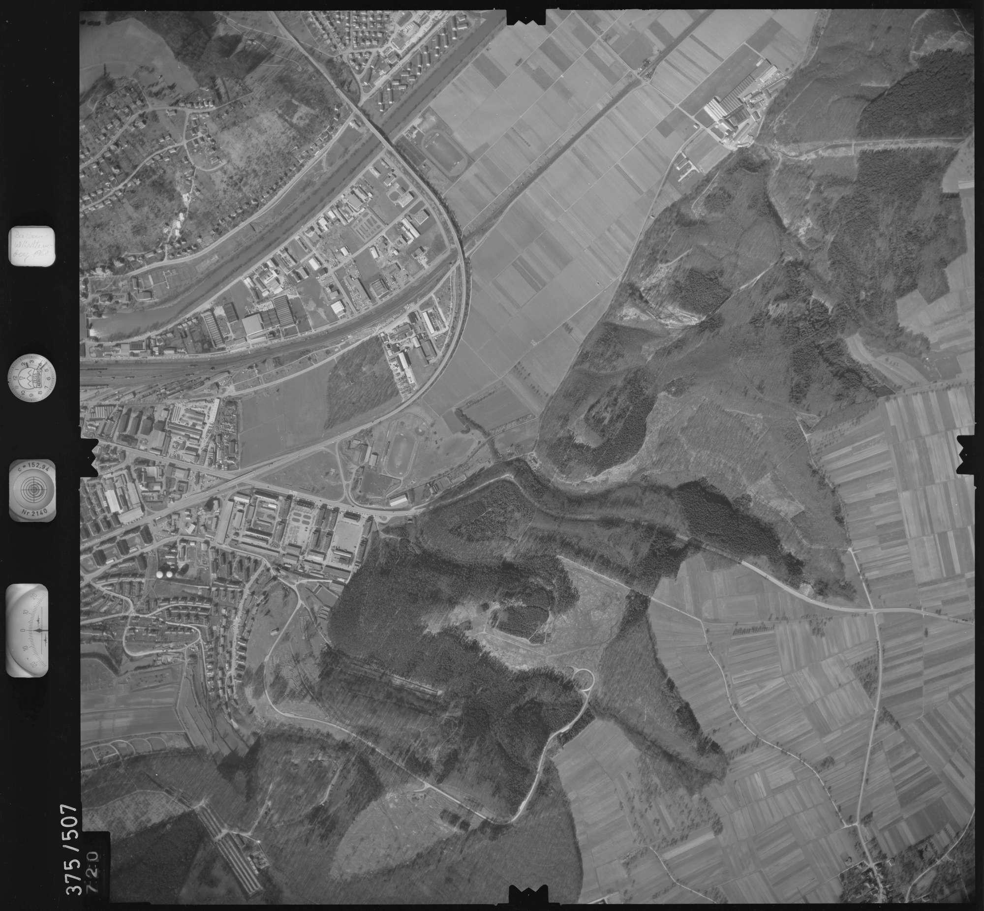 Luftbild: Film 31 Bildnr. 720, Bild 1