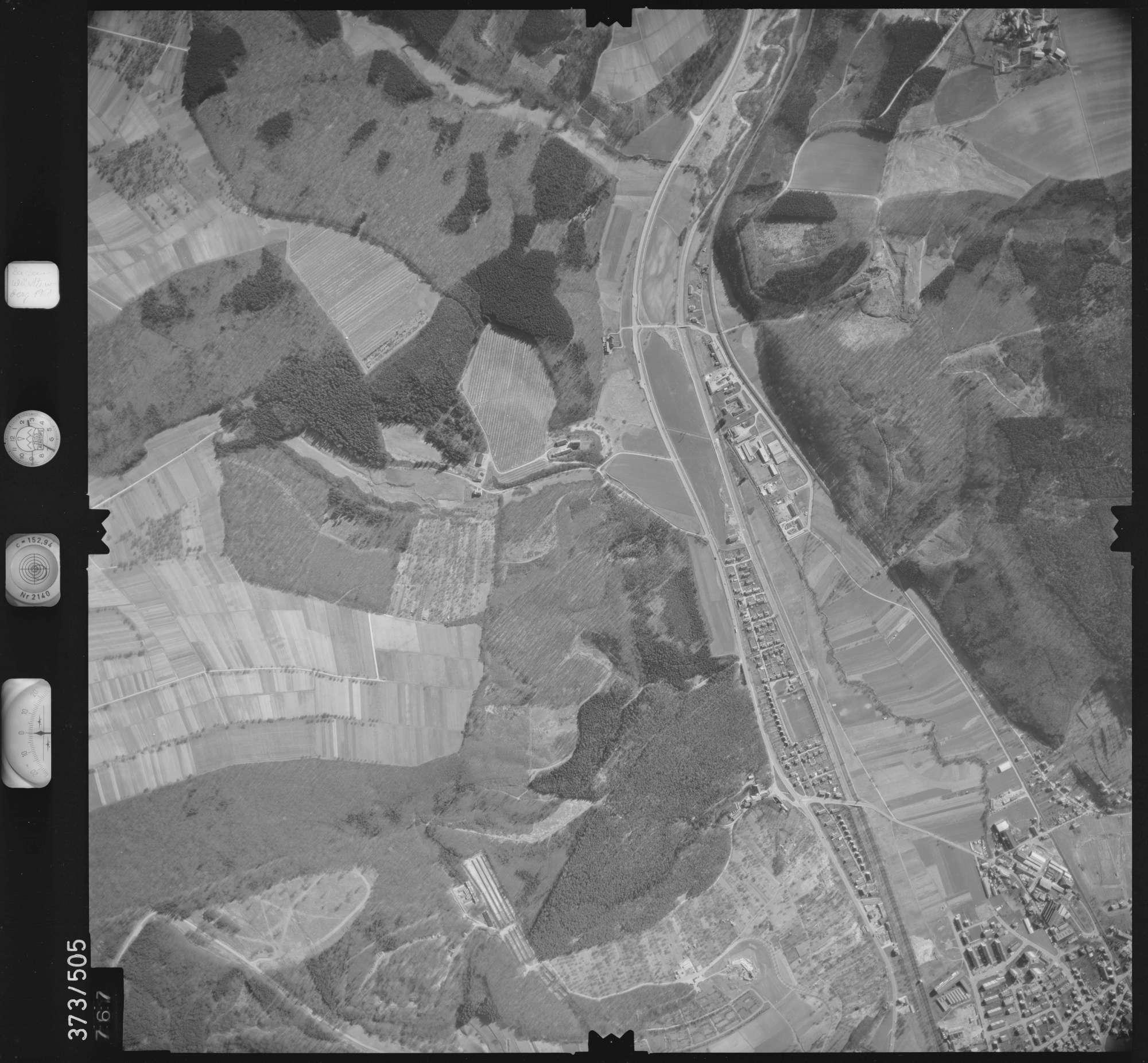 Luftbild: Film 33 Bildnr. 767, Bild 1