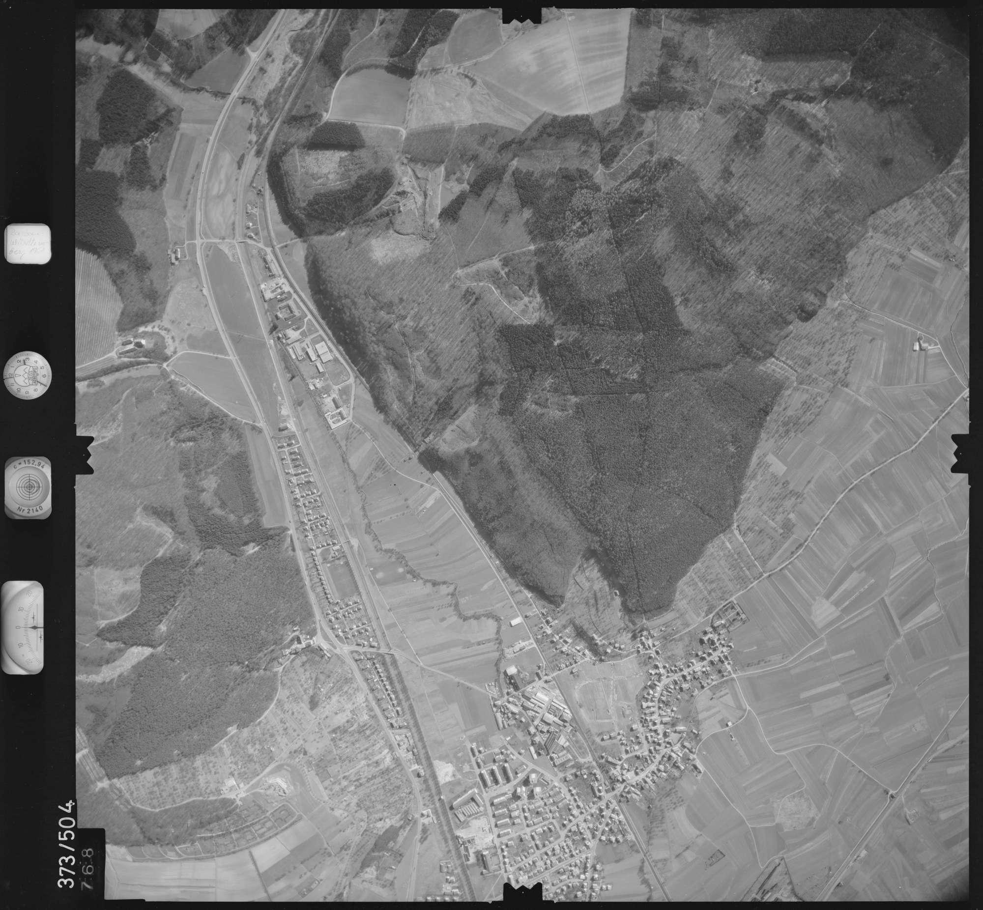 Luftbild: Film 33 Bildnr. 768, Bild 1
