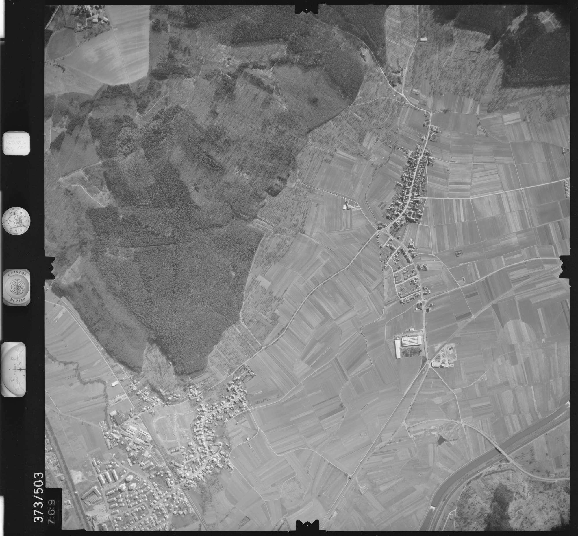 Luftbild: Film 33 Bildnr. 769, Bild 1