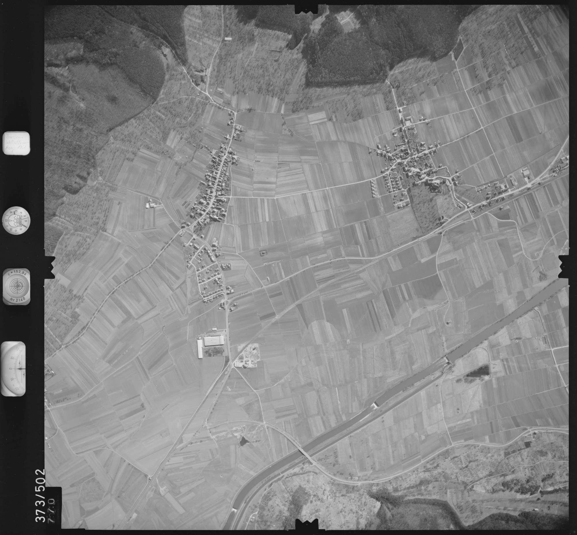 Luftbild: Film 33 Bildnr. 770, Bild 1