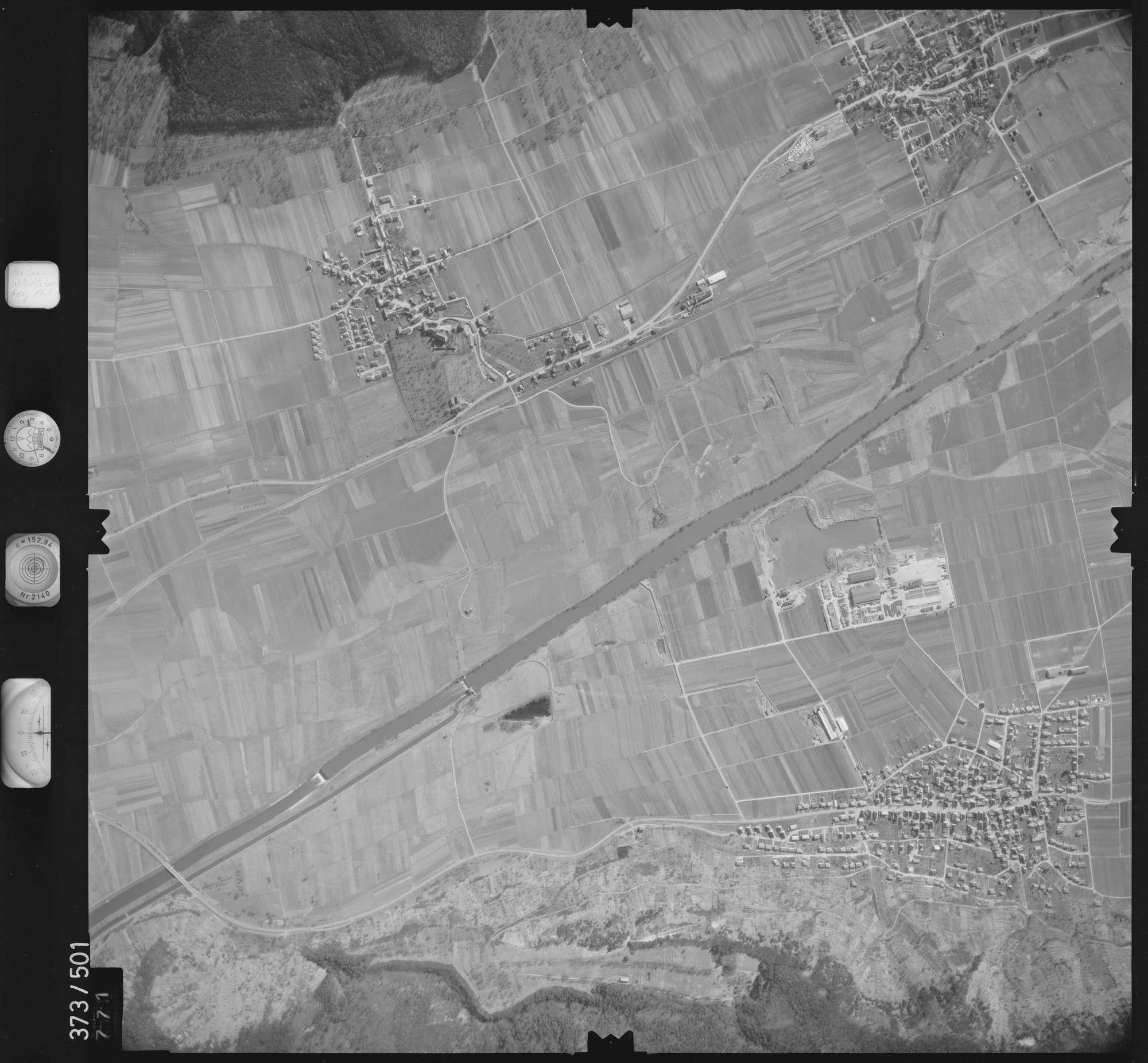 Luftbild: Film 33 Bildnr. 771, Bild 1