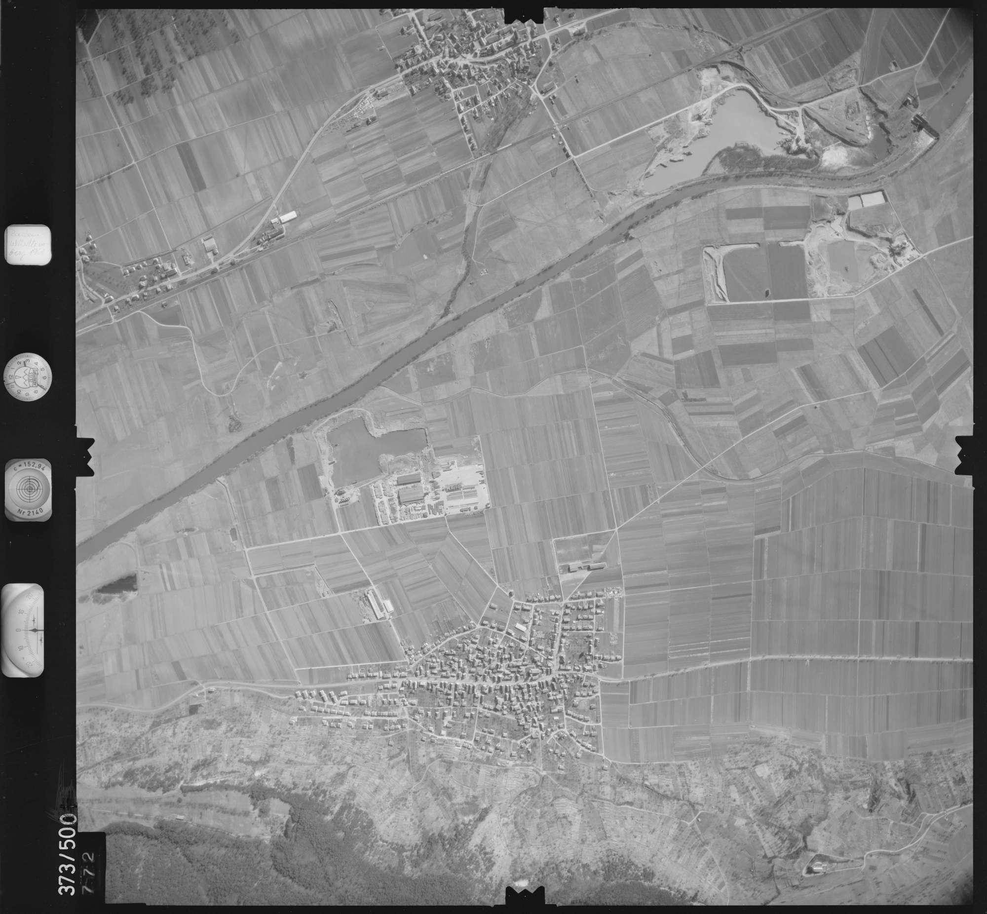 Luftbild: Film 33 Bildnr. 772, Bild 1