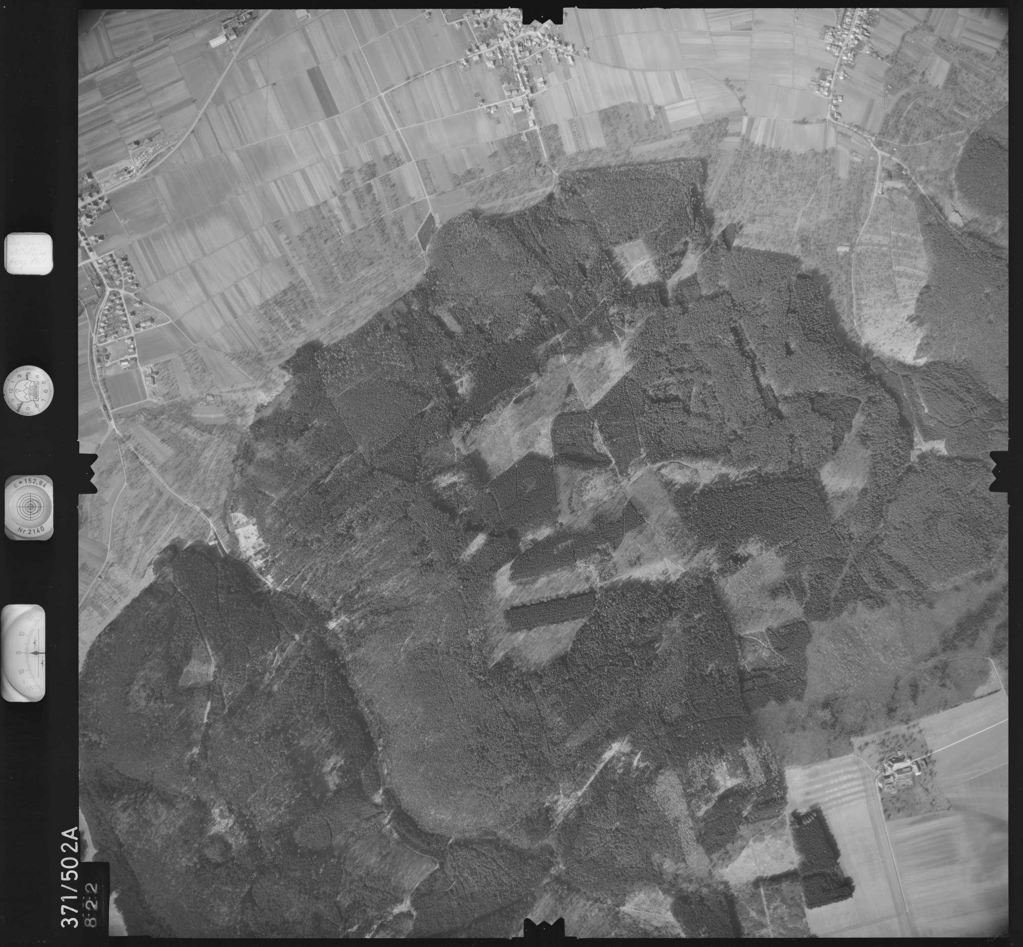 Luftbild: Film 33 Bildnr. 822, Bild 1