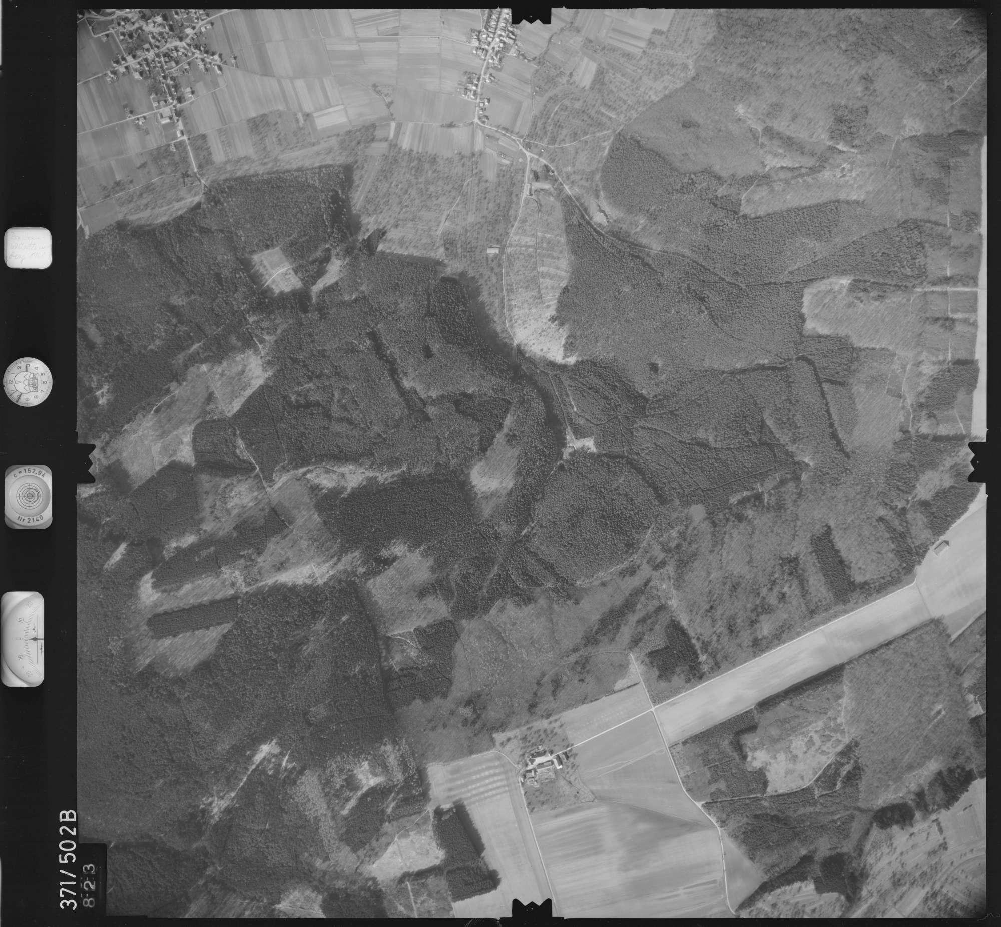 Luftbild: Film 33 Bildnr. 823, Bild 1