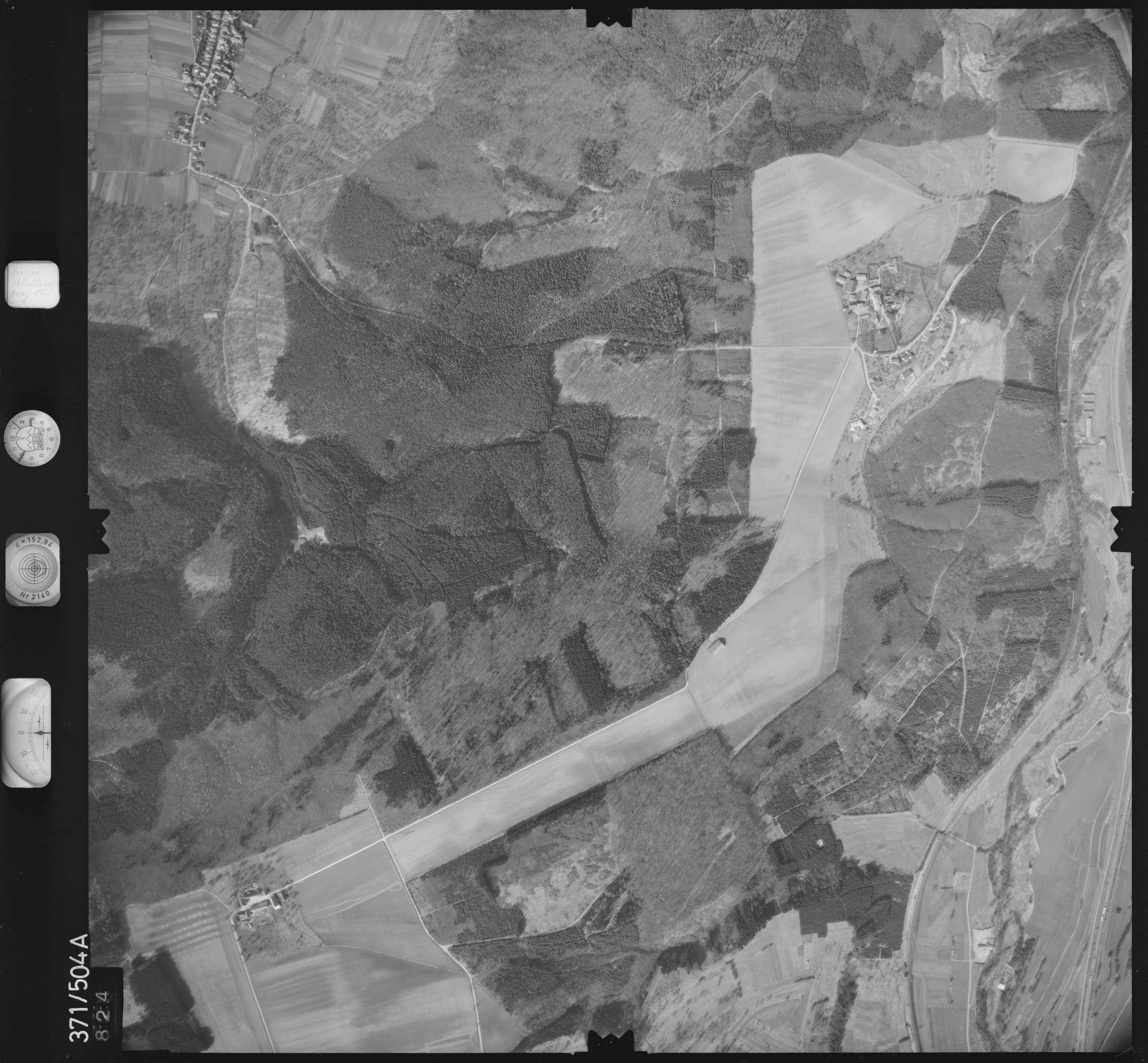 Luftbild: Film 33 Bildnr. 824, Bild 1