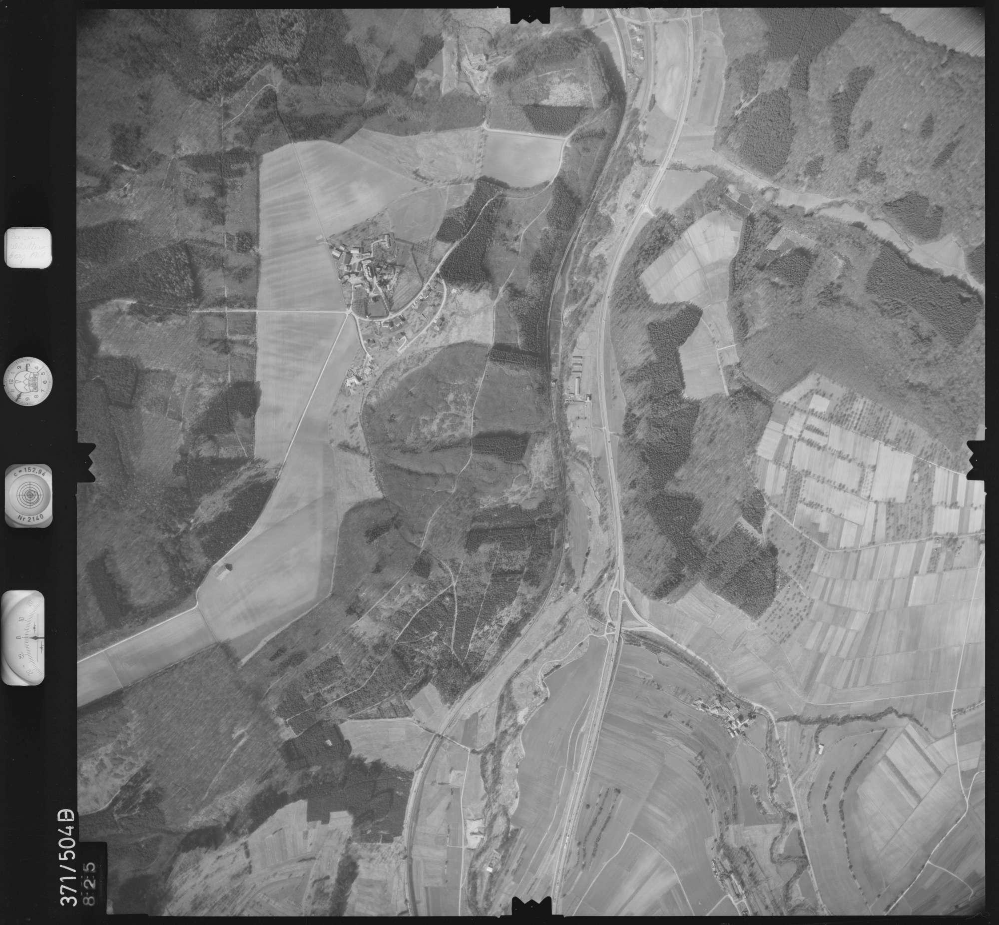 Luftbild: Film 33 Bildnr. 825, Bild 1