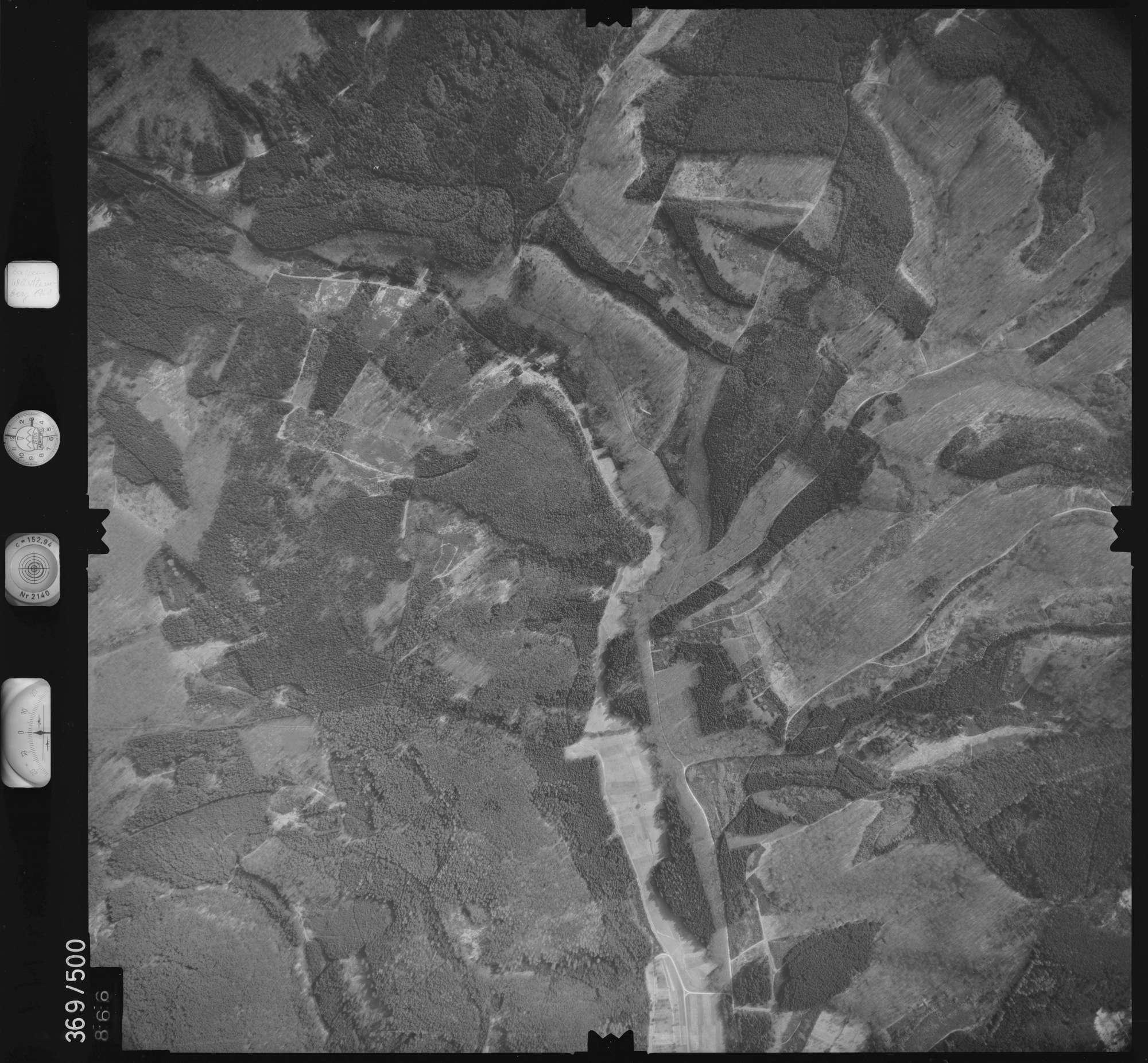 Luftbild: Film 33 Bildnr. 866, Bild 1