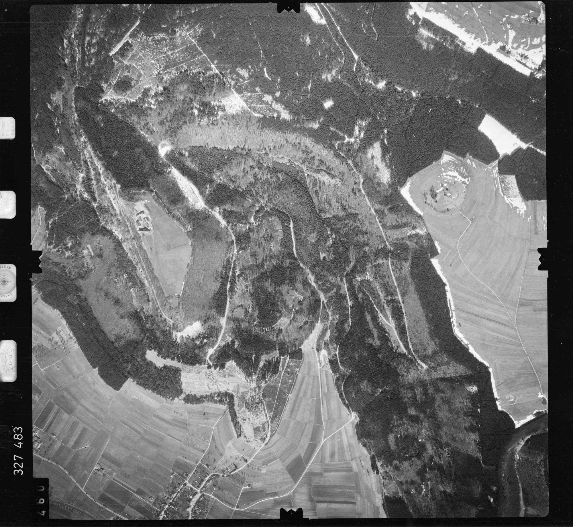 Luftbild: Film 52 Bildnr. 460, Bild 1