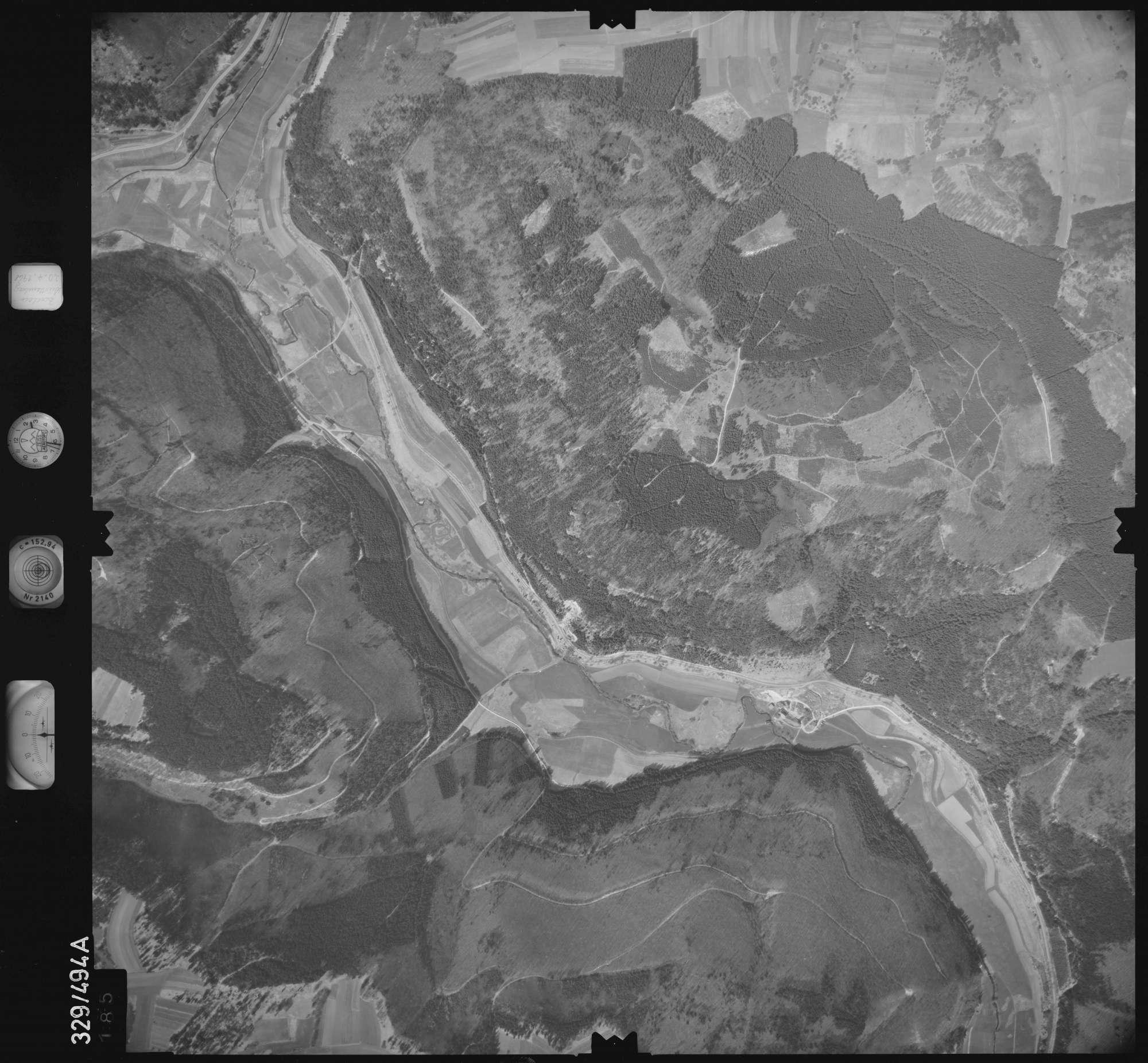 Luftbild: Film 15 Bildnr. 185, Bild 1