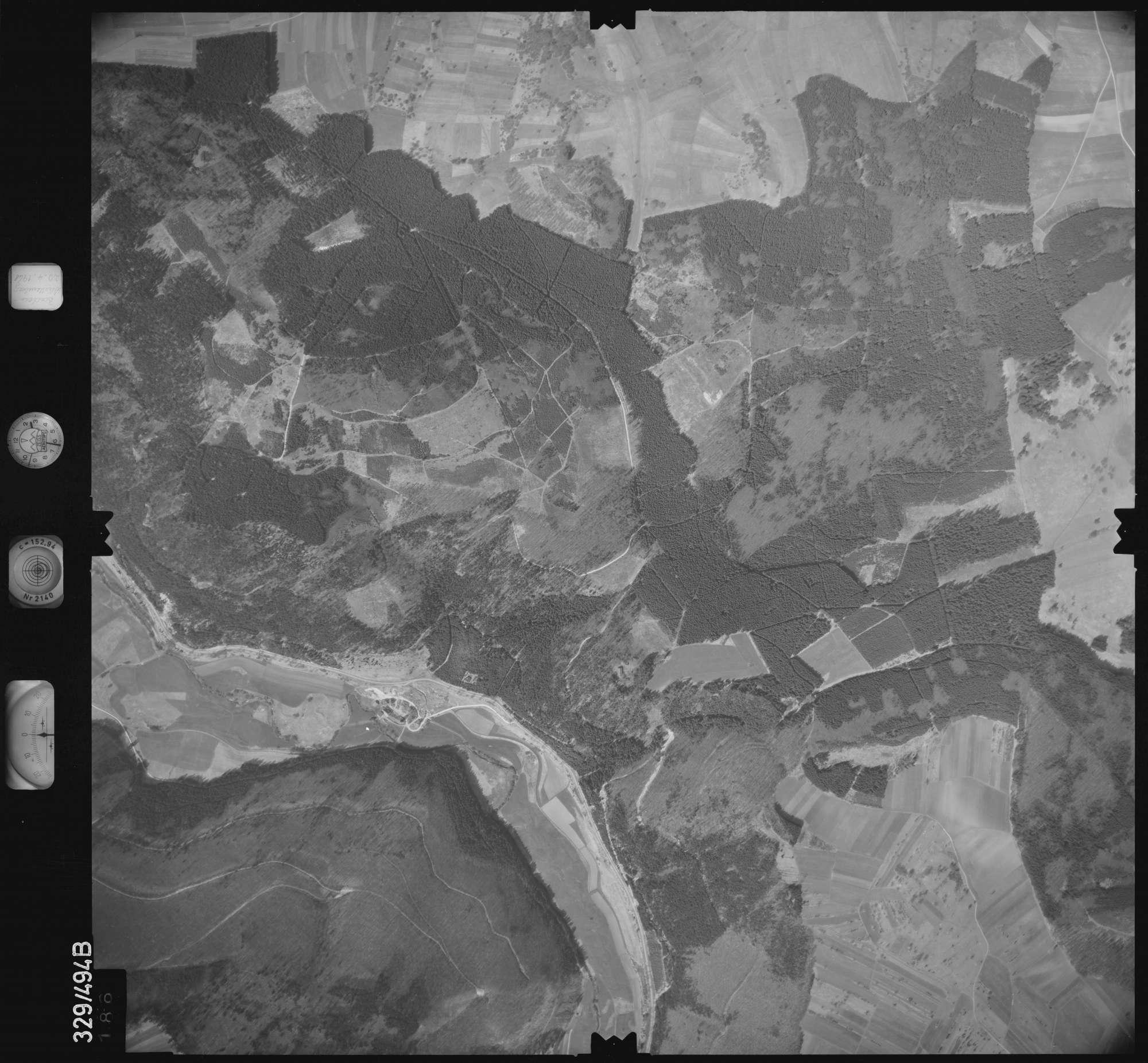 Luftbild: Film 15 Bildnr. 186, Bild 1