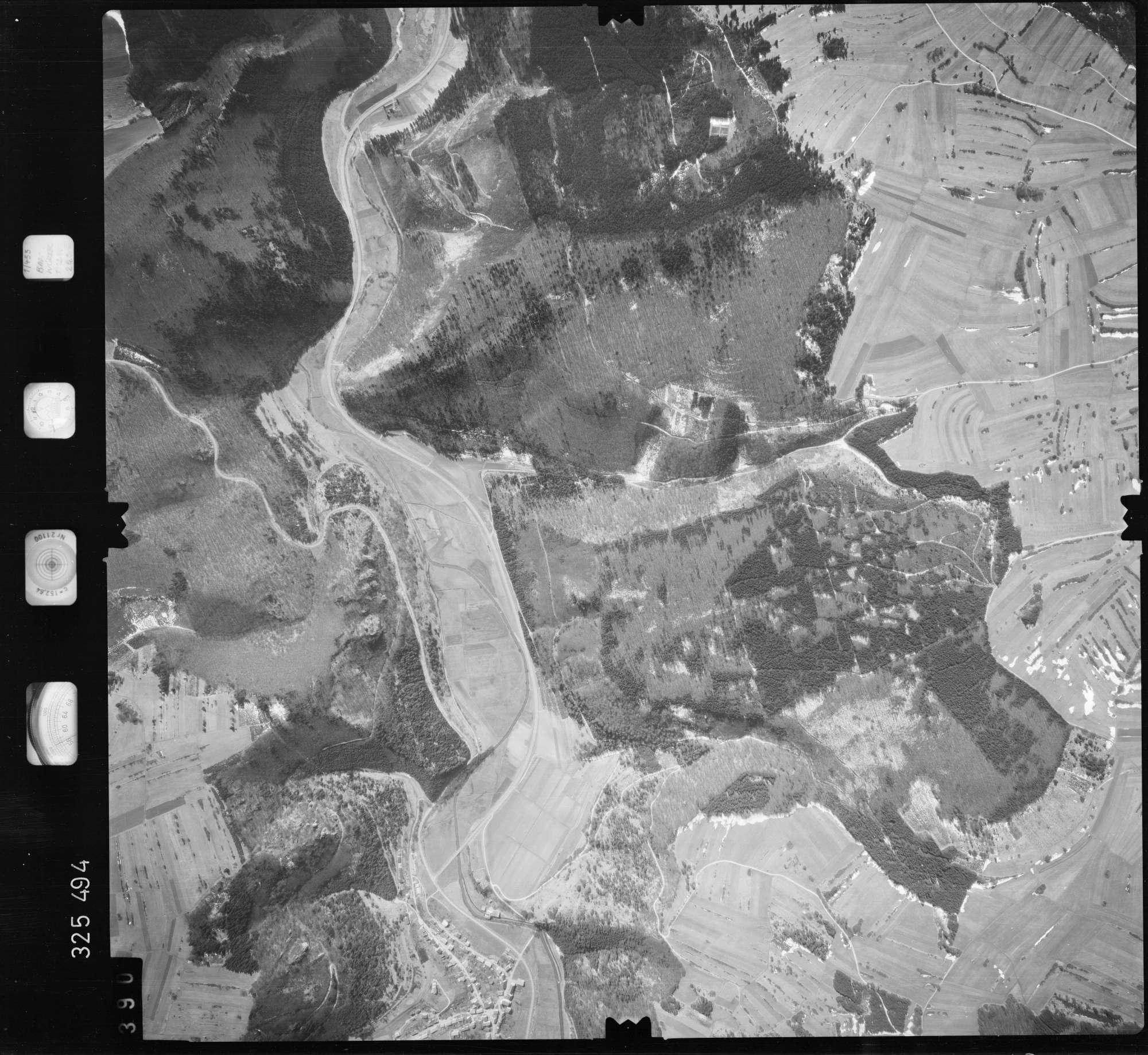 Luftbild: Film 52 Bildnr. 390, Bild 1