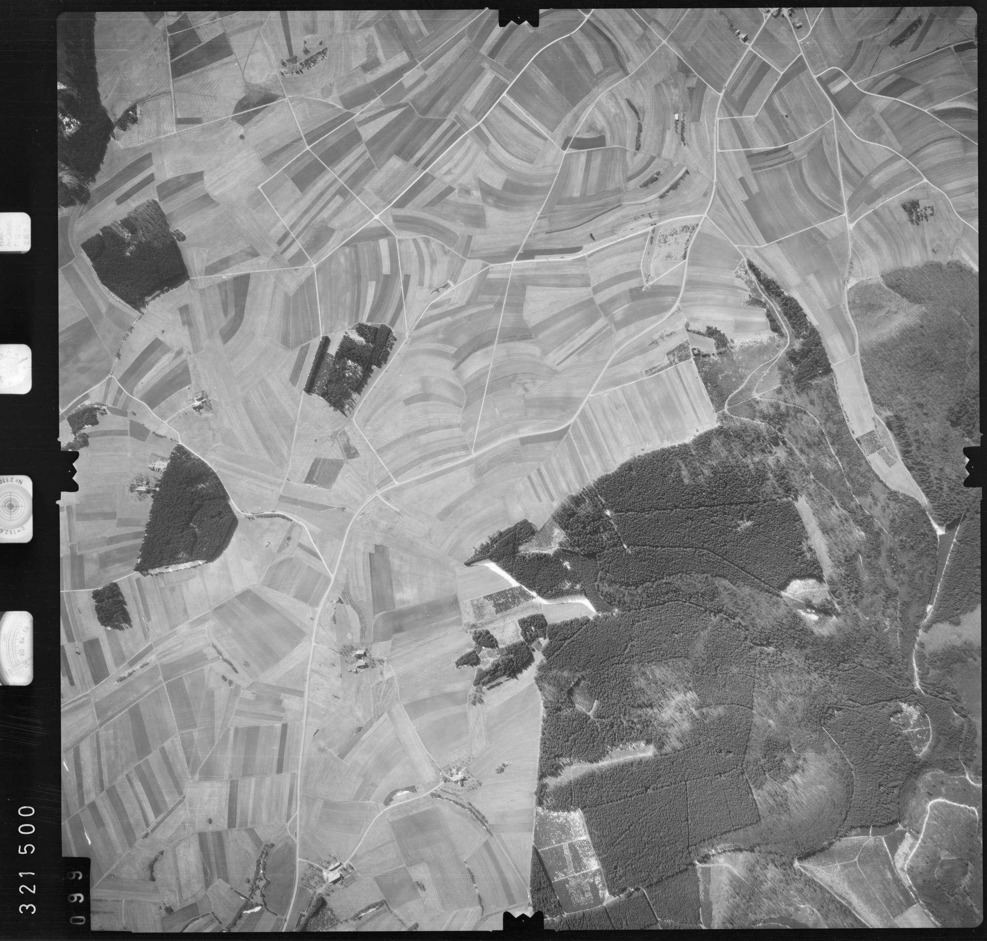 Luftbild: Film 53 Bildnr. 99, Bild 1