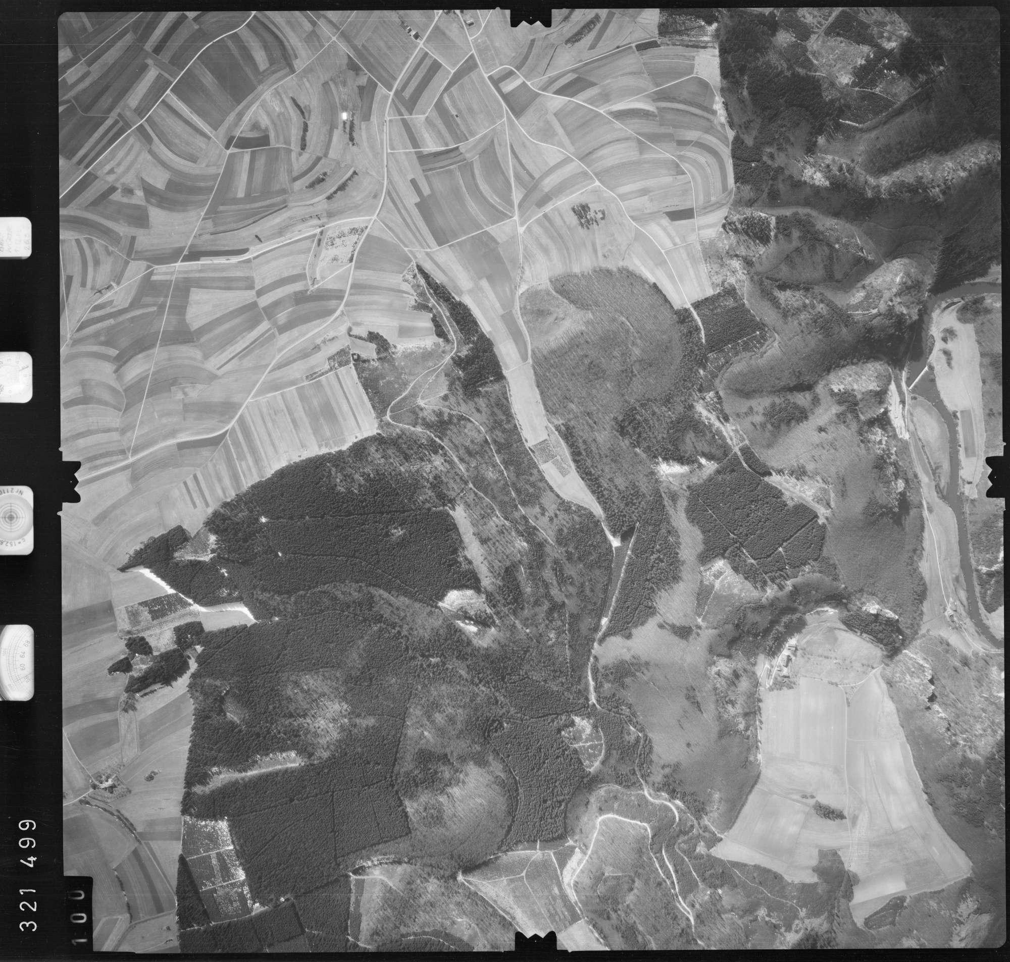 Luftbild: Film 53 Bildnr. 100, Bild 1