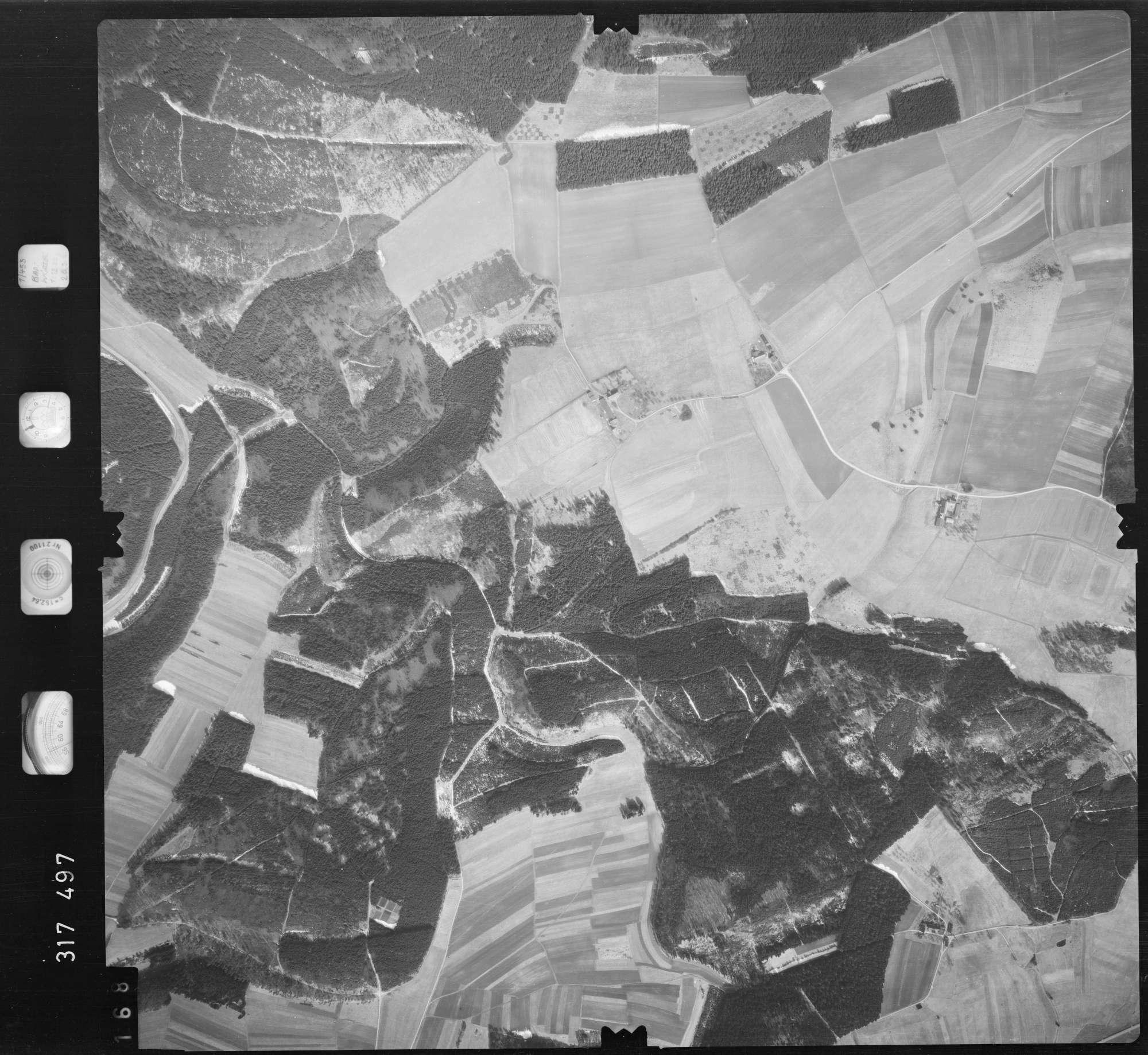 Luftbild: Film 57 Bildnr. 168, Bild 1