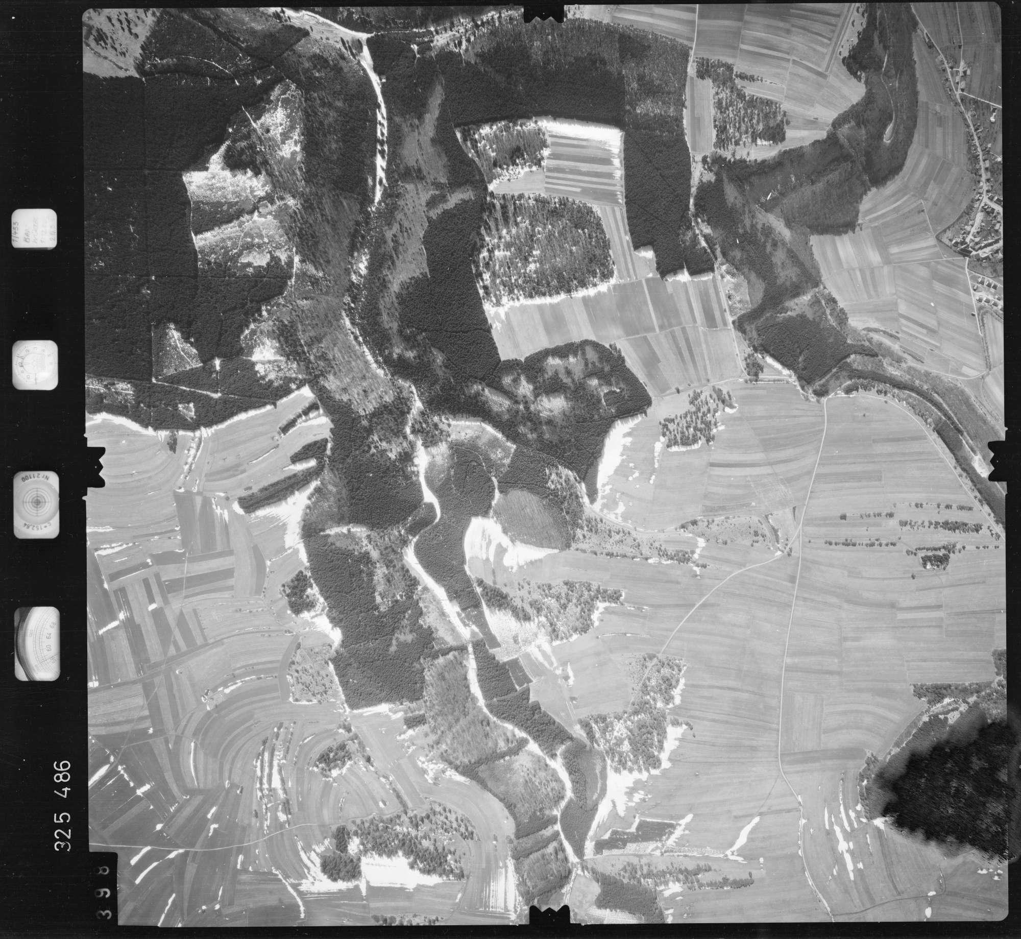 Luftbild: Film 52 Bildnr. 398, Bild 1