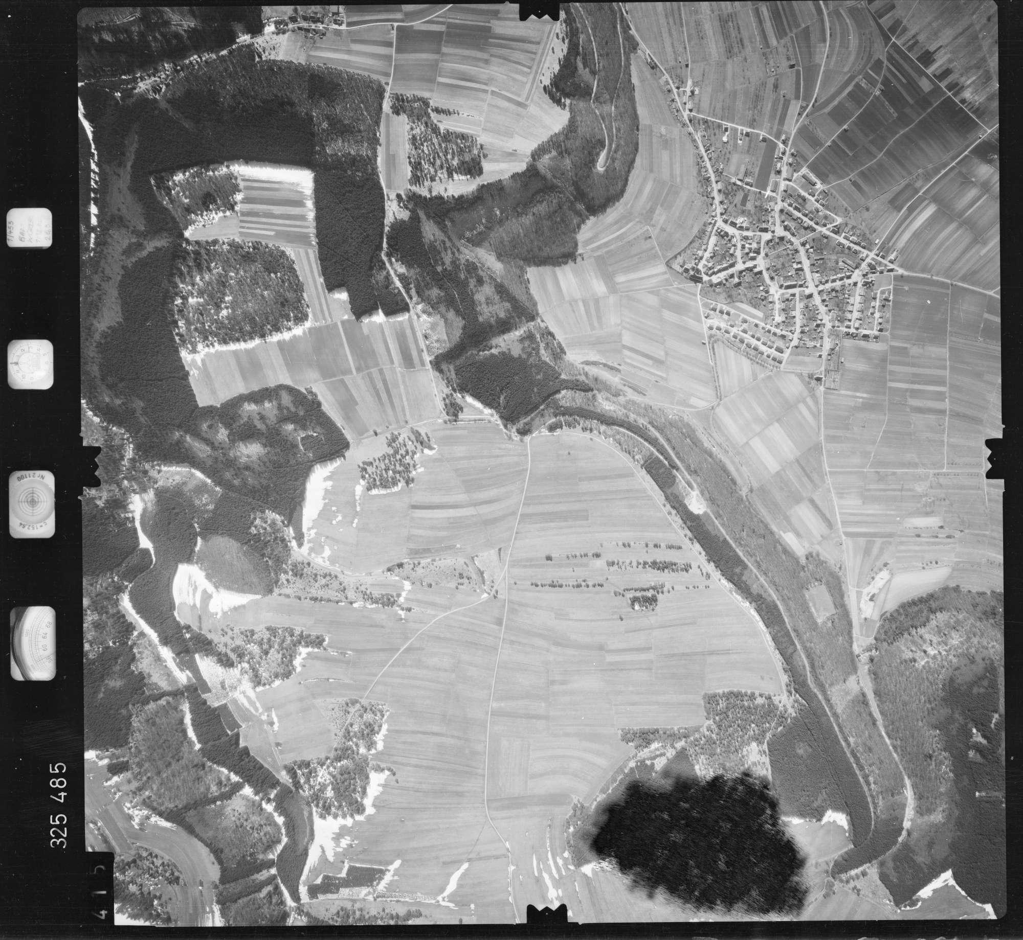 Luftbild: Film 52 Bildnr. 415, Bild 1