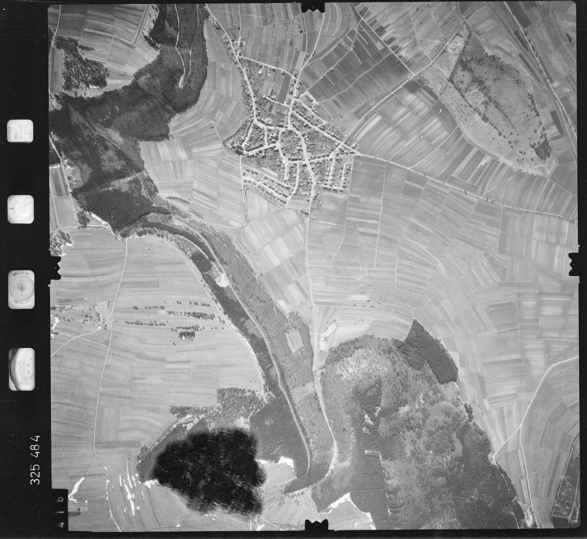 Luftbild: Film 52 Bildnr. 416, Bild 1