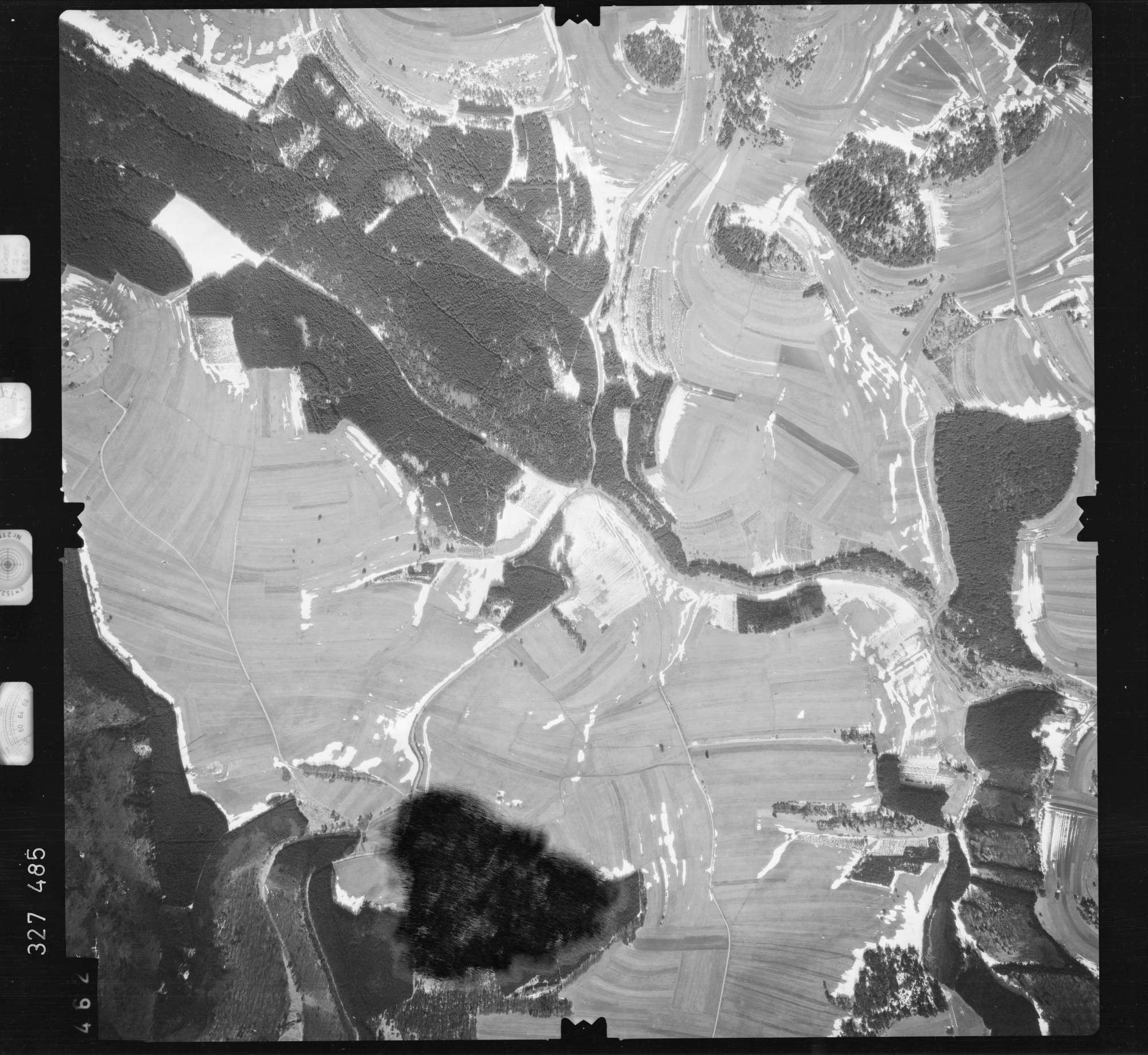 Luftbild: Film 52 Bildnr. 462, Bild 1