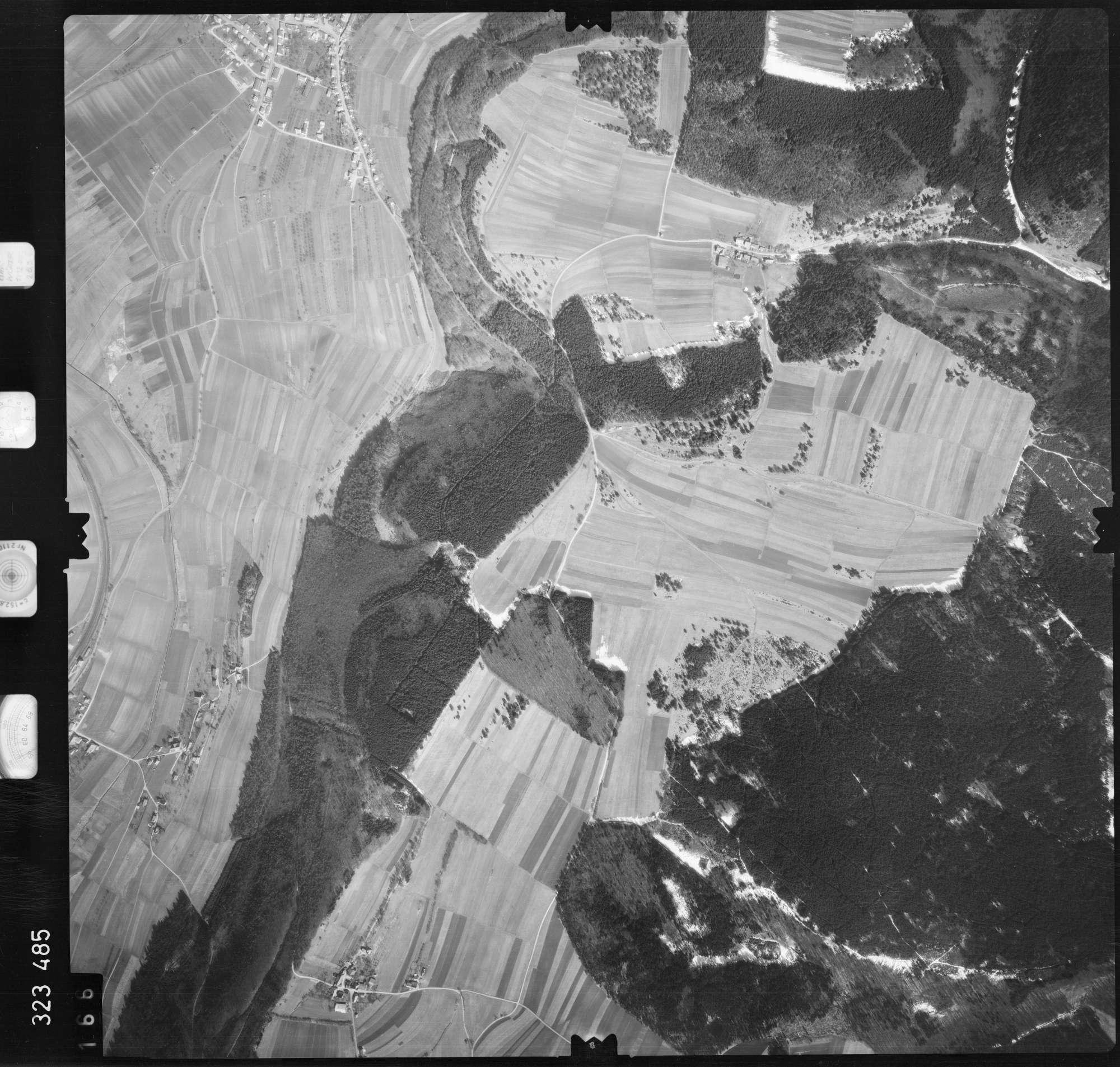 Luftbild: Film 53 Bildnr. 166, Bild 1