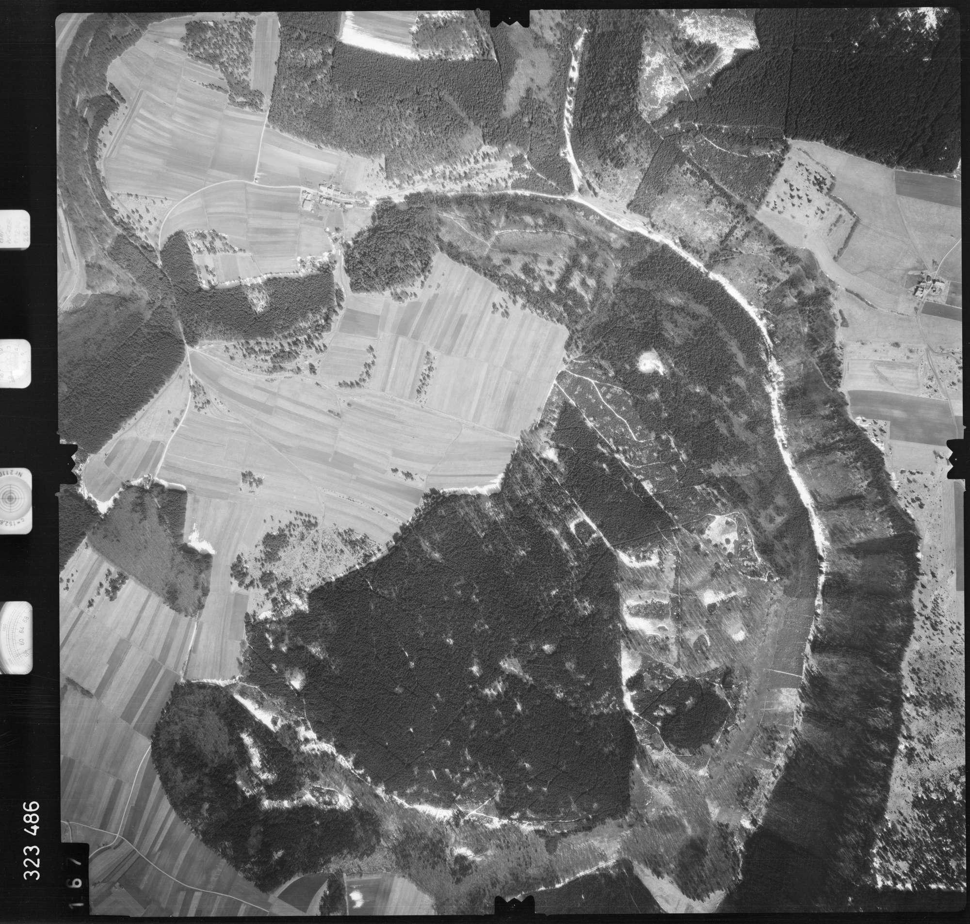 Luftbild: Film 53 Bildnr. 167, Bild 1