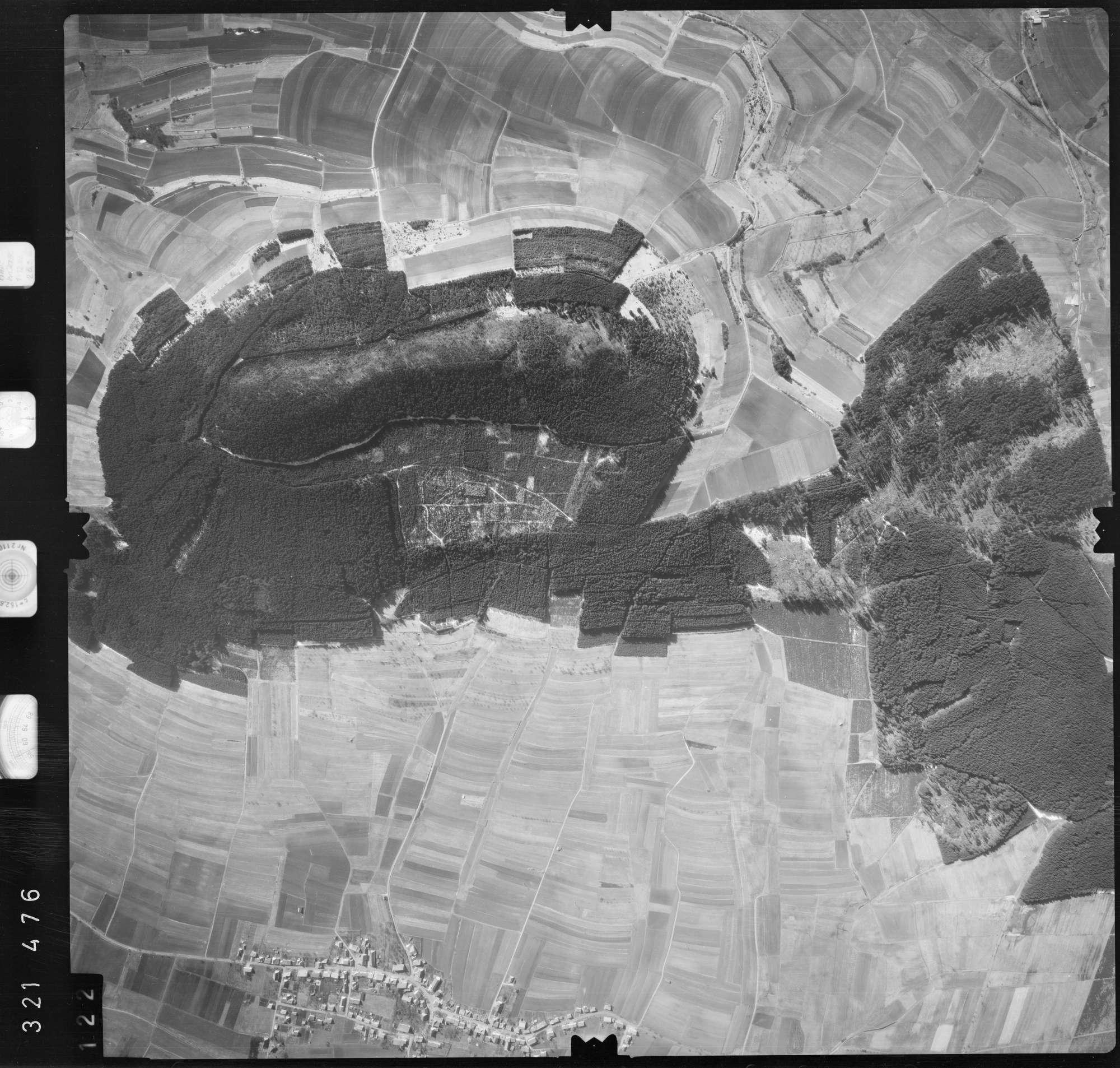 Luftbild: Film 53 Bildnr. 122, Bild 1