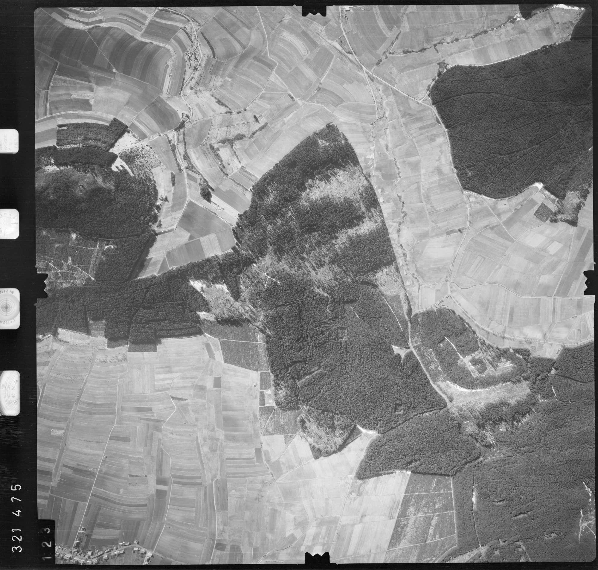 Luftbild: Film 53 Bildnr. 123, Bild 1