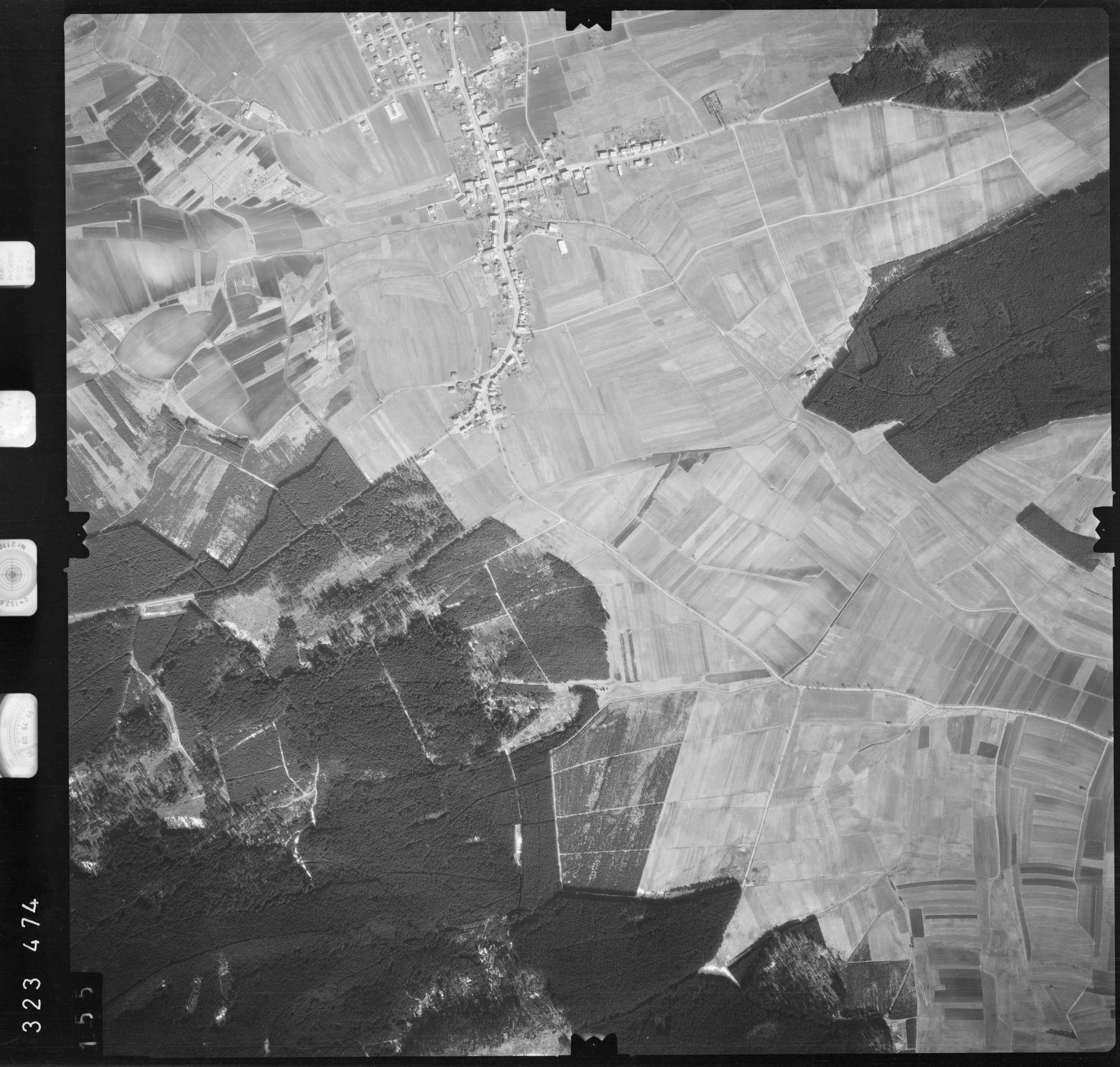 Luftbild: Film 53 Bildnr. 155, Bild 1