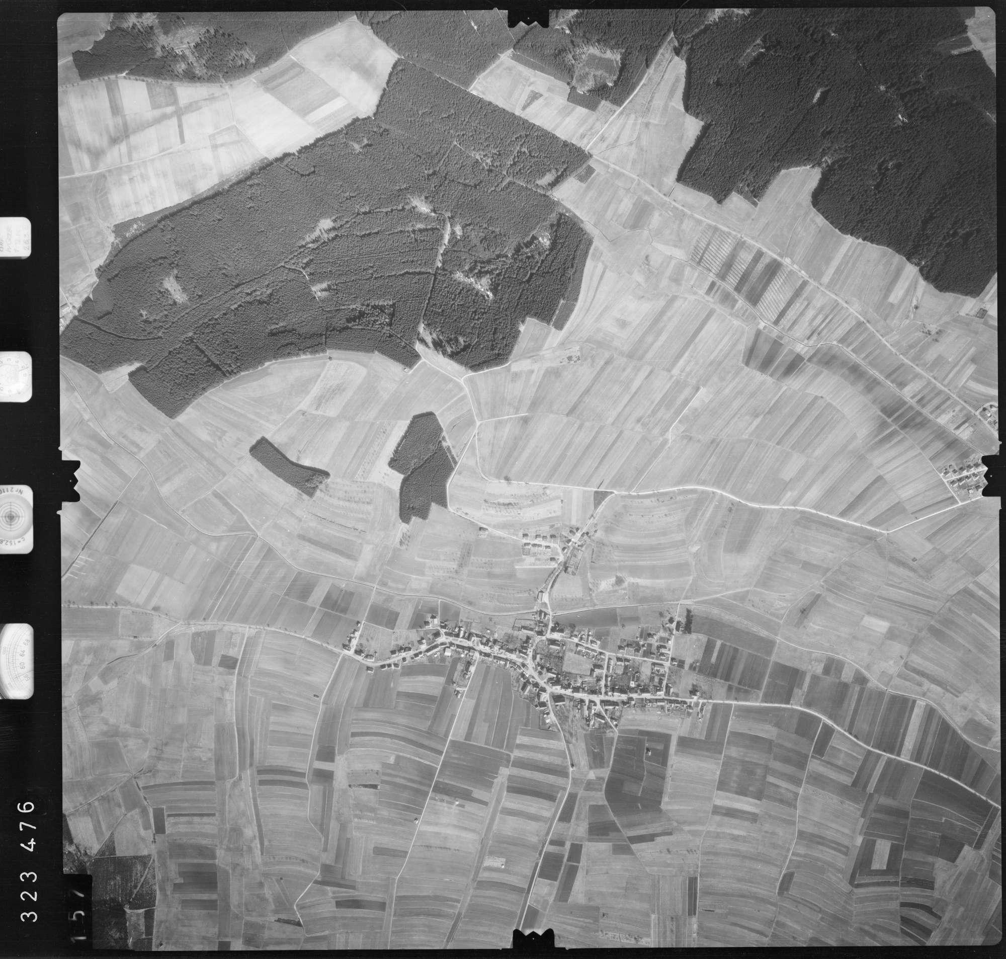 Luftbild: Film 53 Bildnr. 157, Bild 1