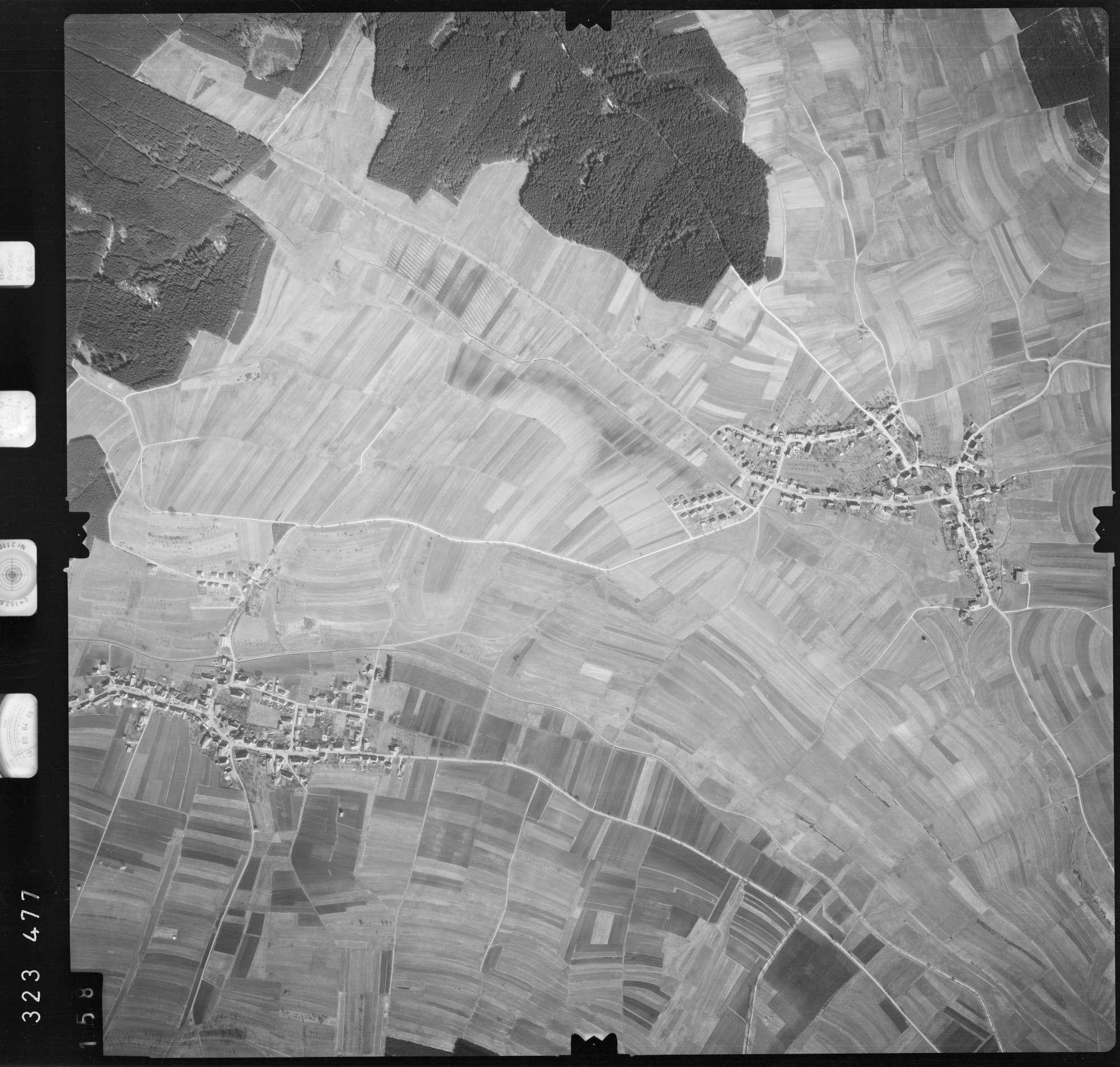 Luftbild: Film 53 Bildnr. 158, Bild 1