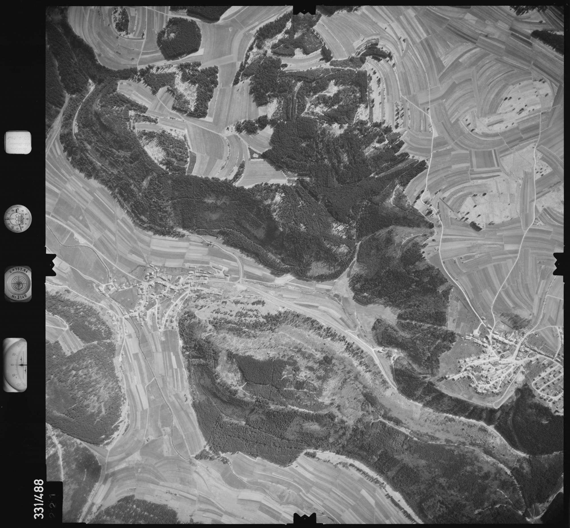 Luftbild: Film 15 Bildnr. 221, Bild 1