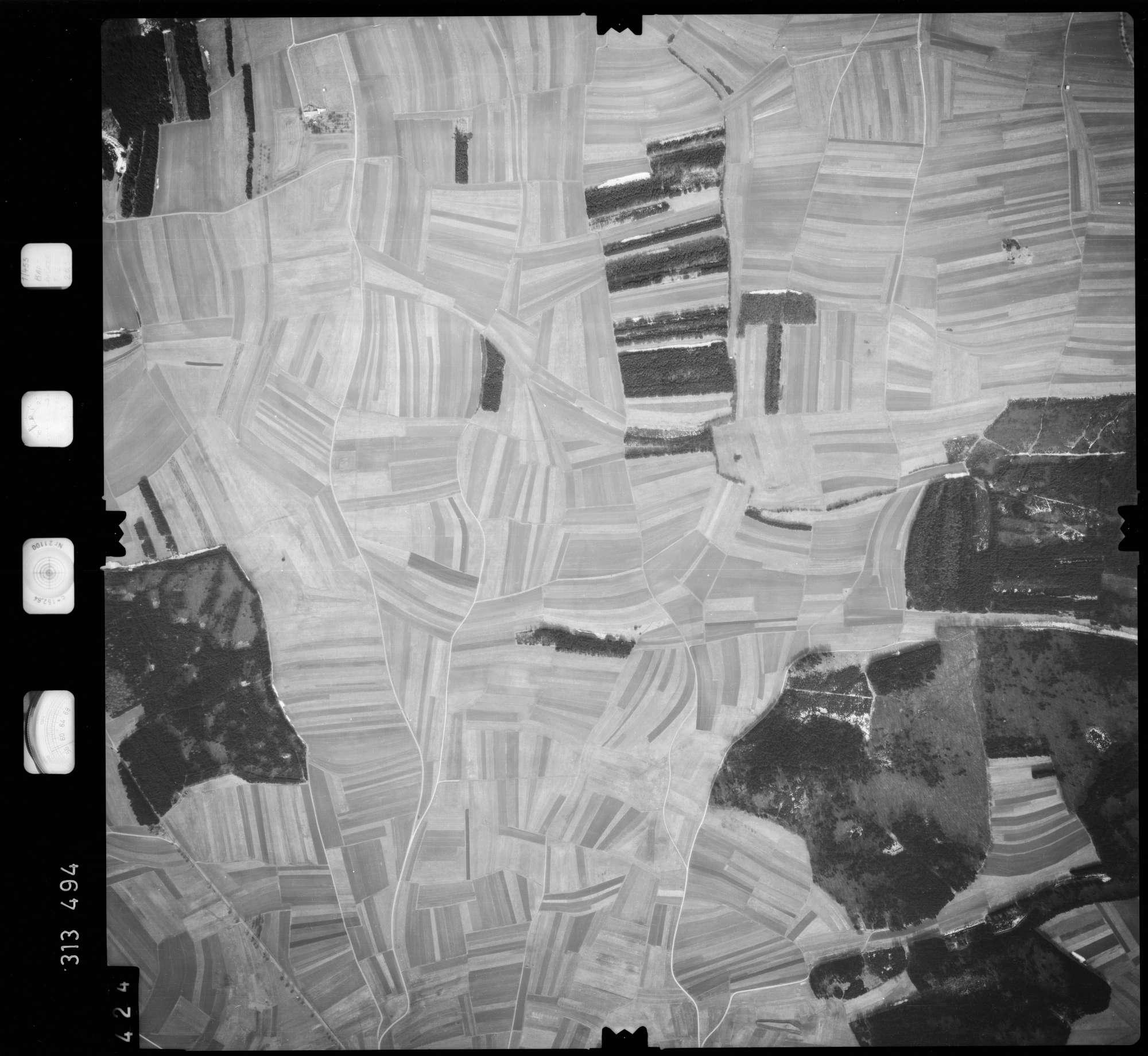 Luftbild: Film 58 Bildnr. 424, Bild 1