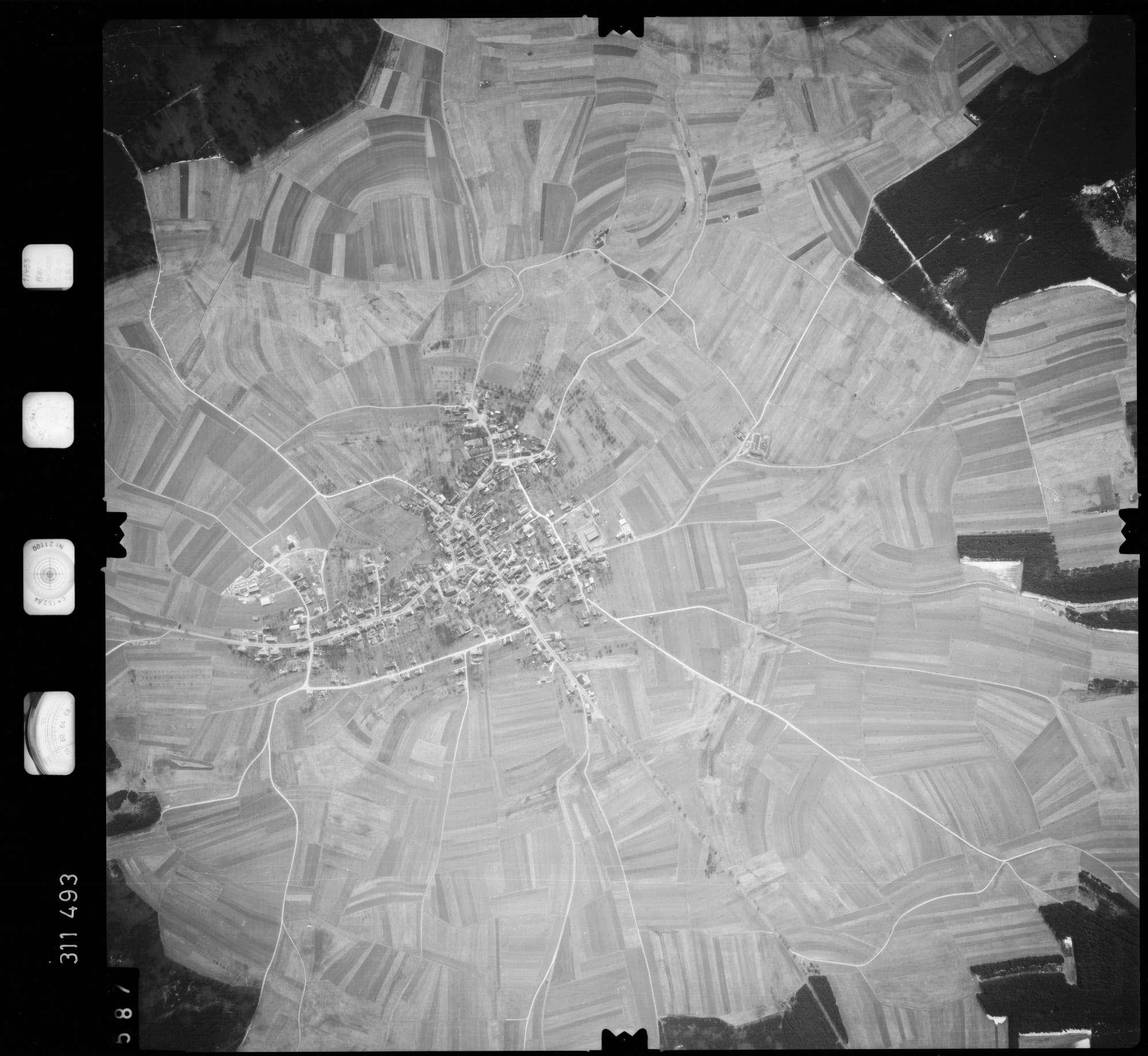 Luftbild: Film 58 Bildnr. 587, Bild 1
