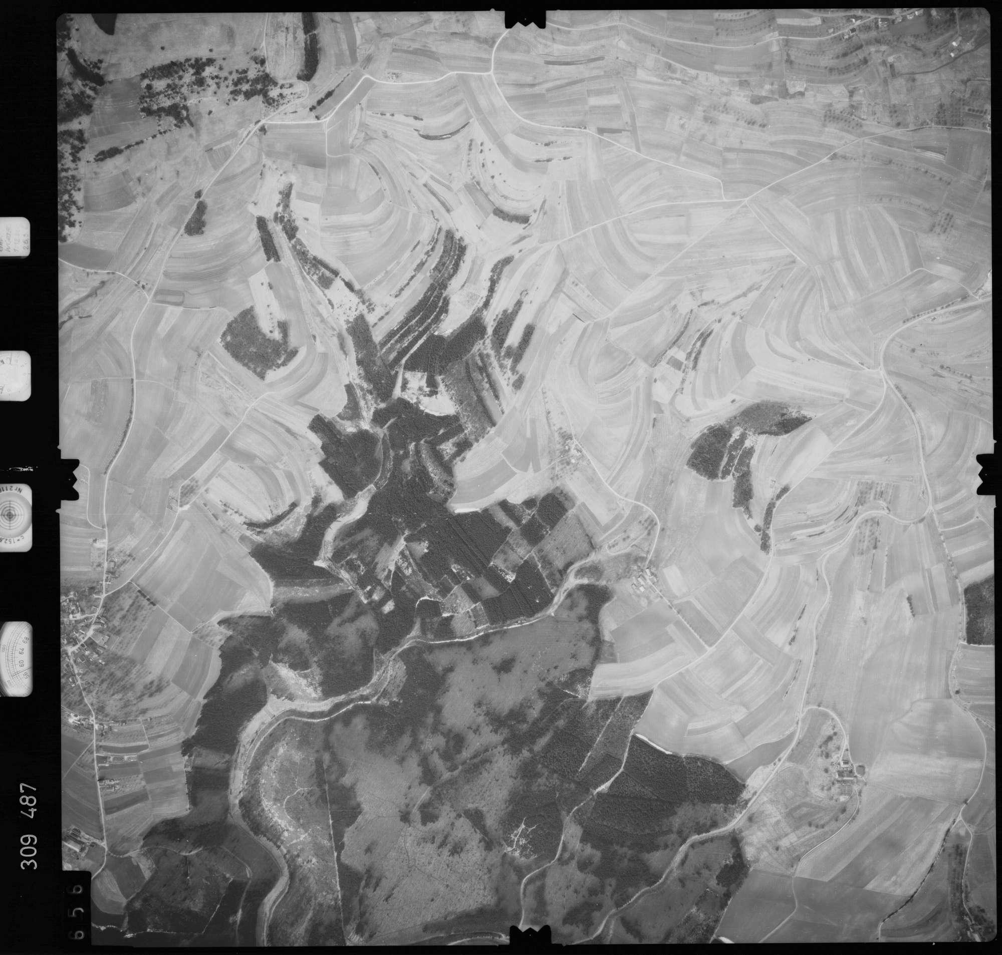 Luftbild: Film 59 Bildnr. 656, Bild 1