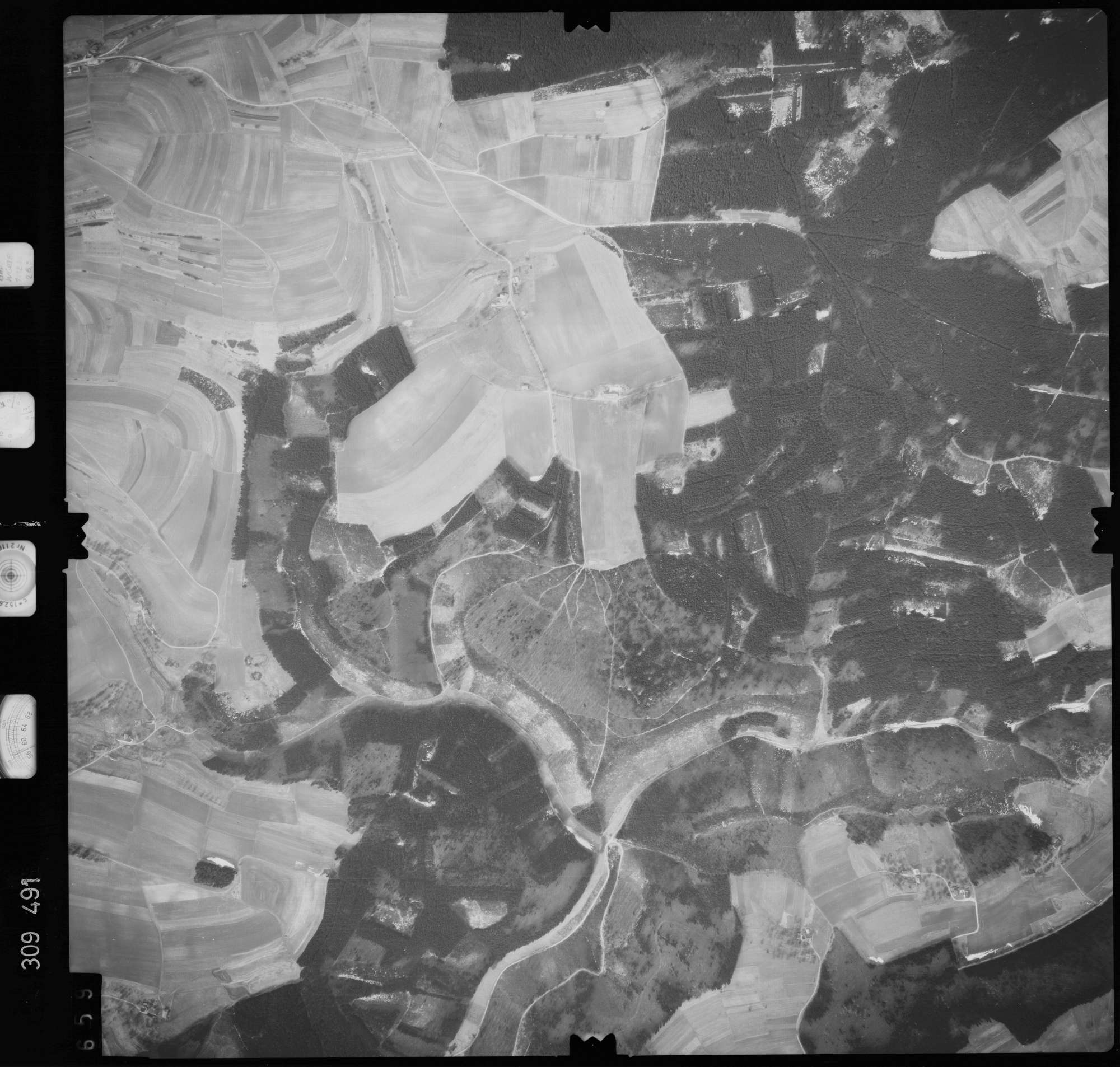 Luftbild: Film 59 Bildnr. 659, Bild 1